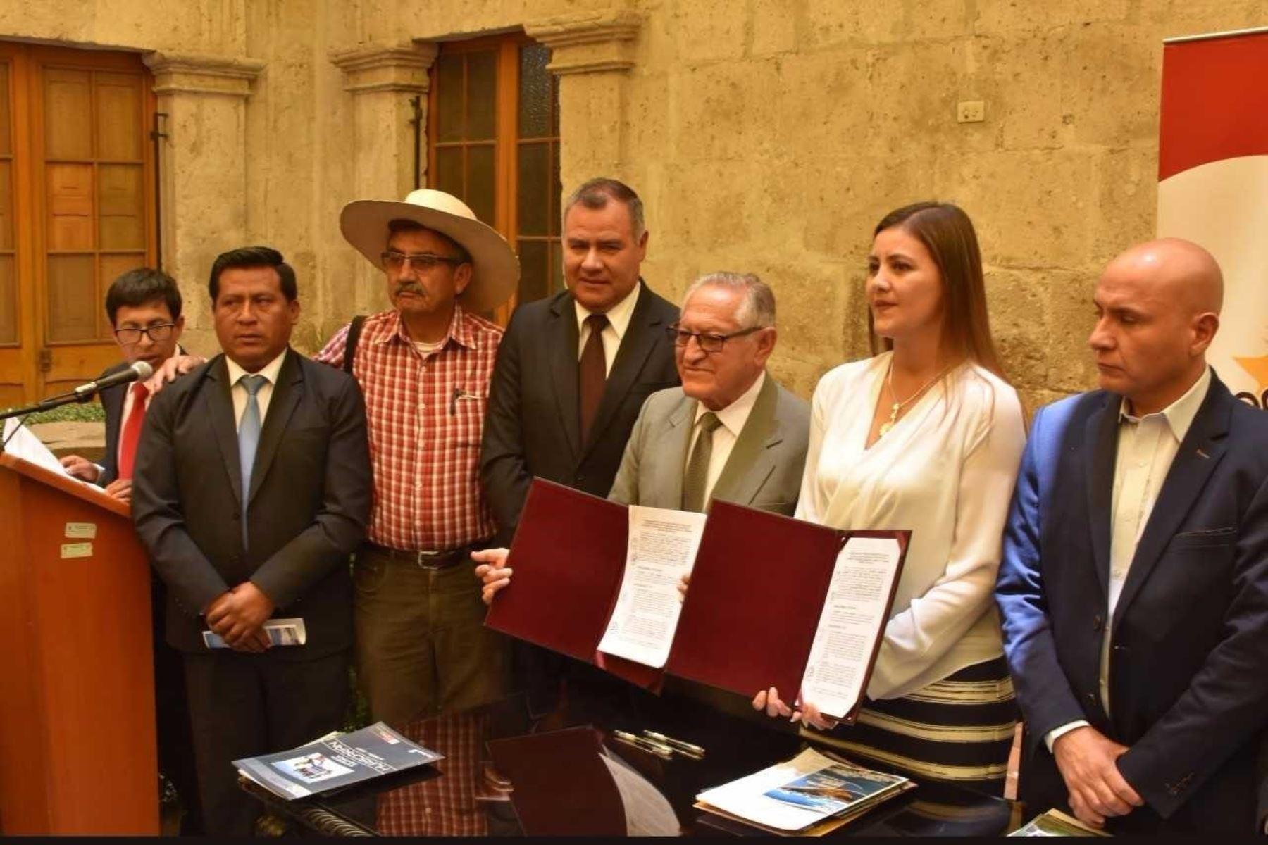 Autoridades regionales del sur abordarán problemática ambiental.