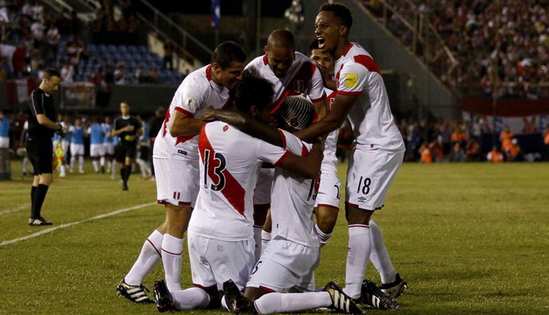 Selección peruana de fútbol. Foto: EFE