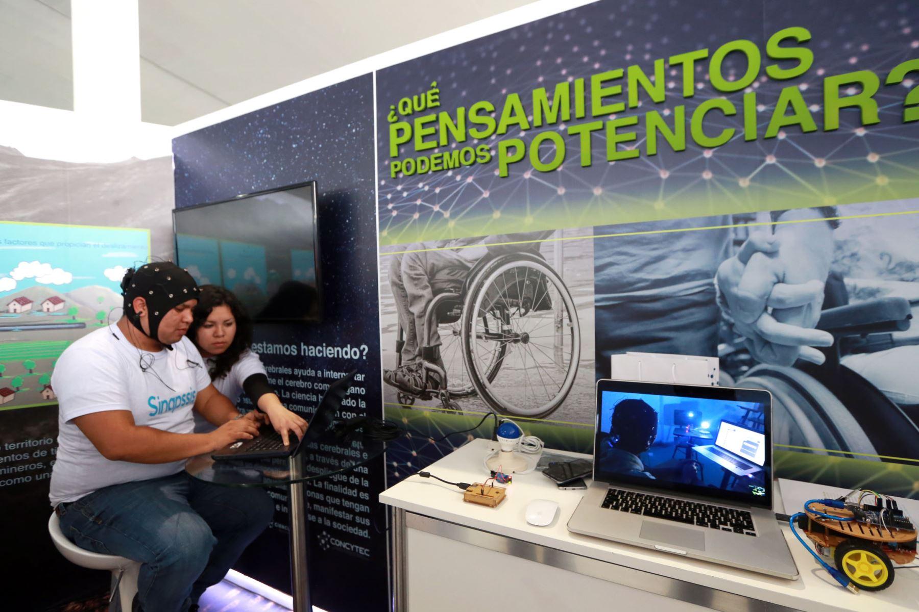 Organizan foro internacional online sobre inteligencia artificial. ANDINA/Dante Zegarra