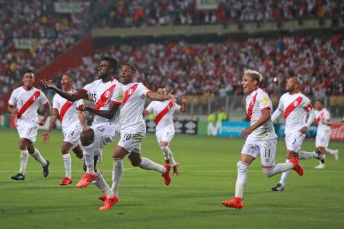 Se cumplen dos años de la histórica clasificación de Perú al Mundial Rusia 2018
