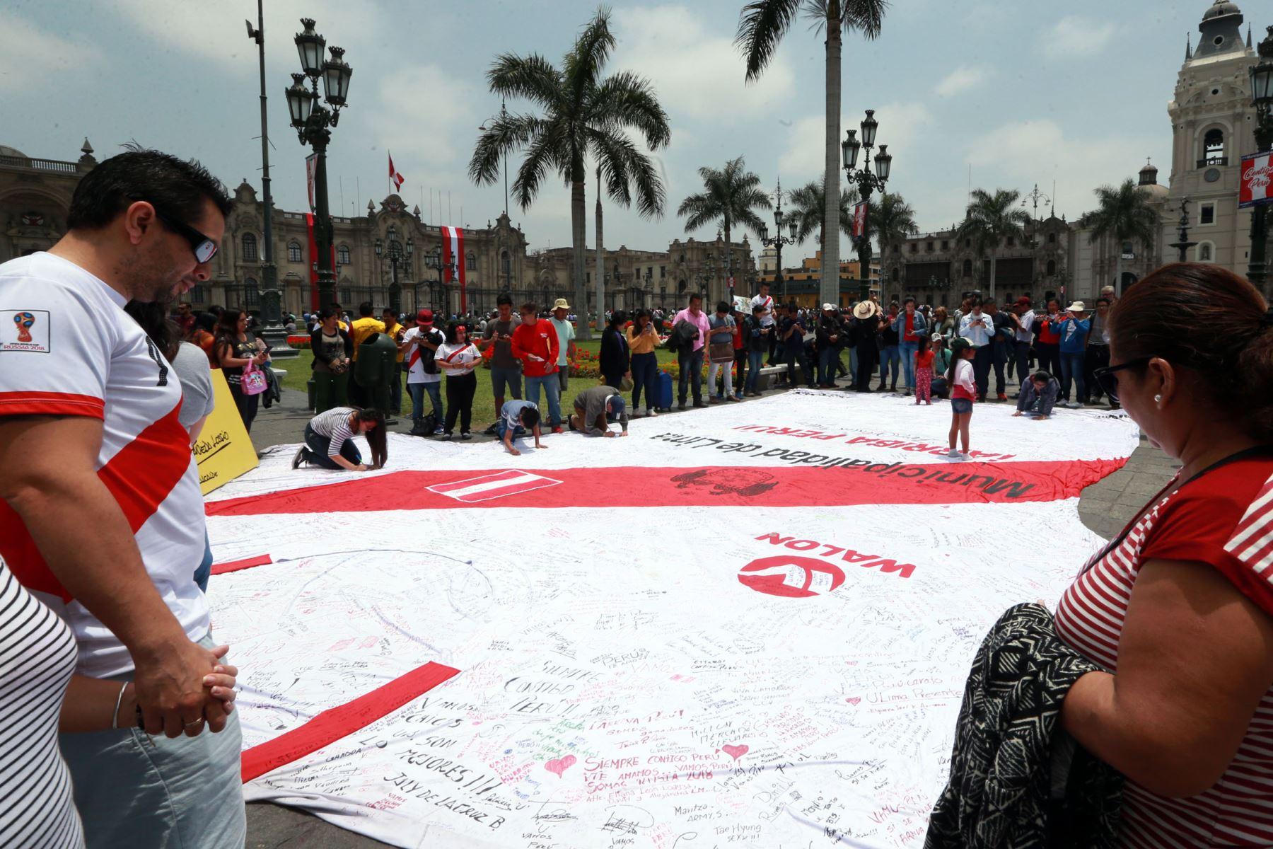 Perú atraerá más inversiones. ANDINA/Dante Zegarra