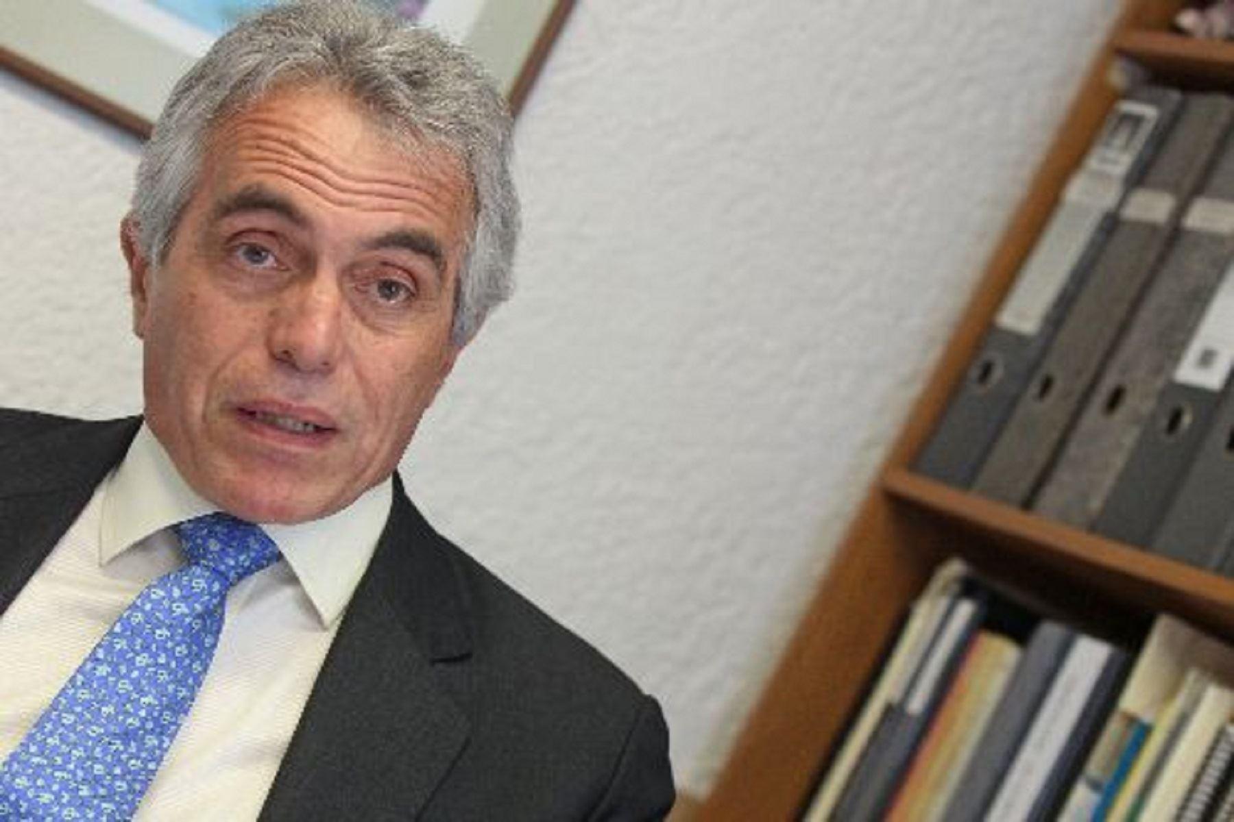 García Sayán advierte que quieren censurar a fiscales Lava Jato - Agencia Andina