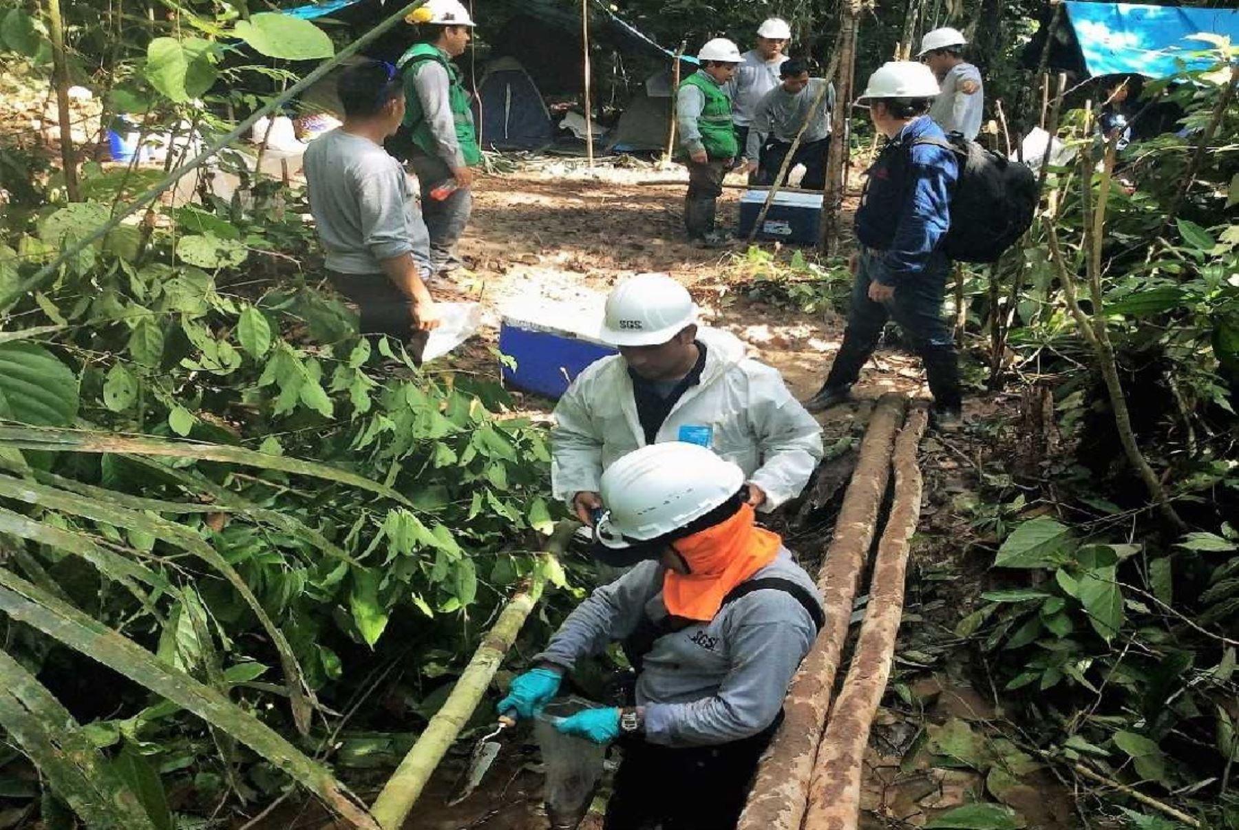 Petroperú iniciará la reparación de una tubería del Oleoducto en Loreto