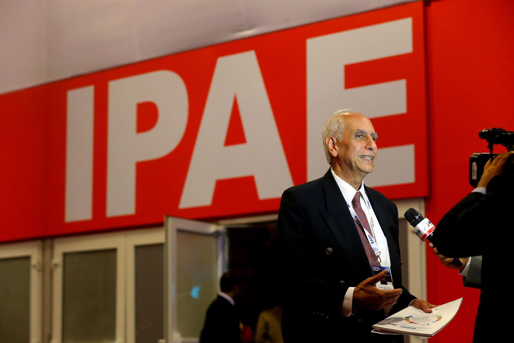 Presidente de Ceplan, Javier Abugattás.Foto:  ANDINA/Luis Iparraguirre