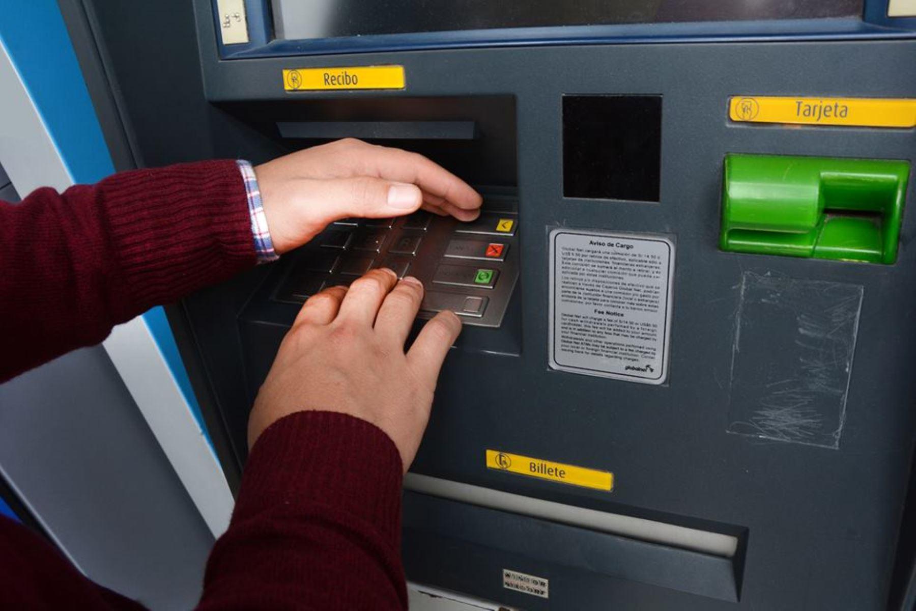 Demanda de créditos de consumos crece en relación al año pasado. ANDINA/Difusión