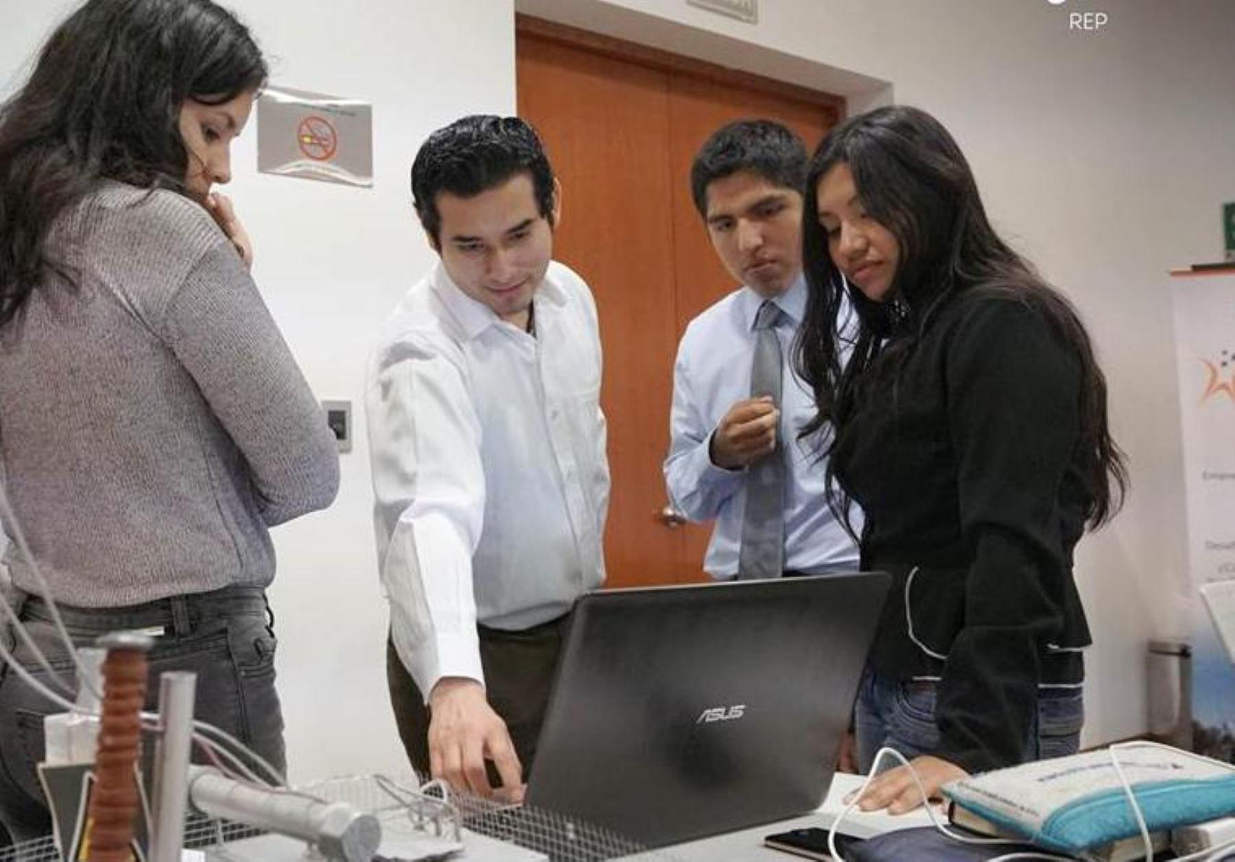 San Marcos presentará turbina eólica que genera agua potable. Foto: ANDINA/Difusión.