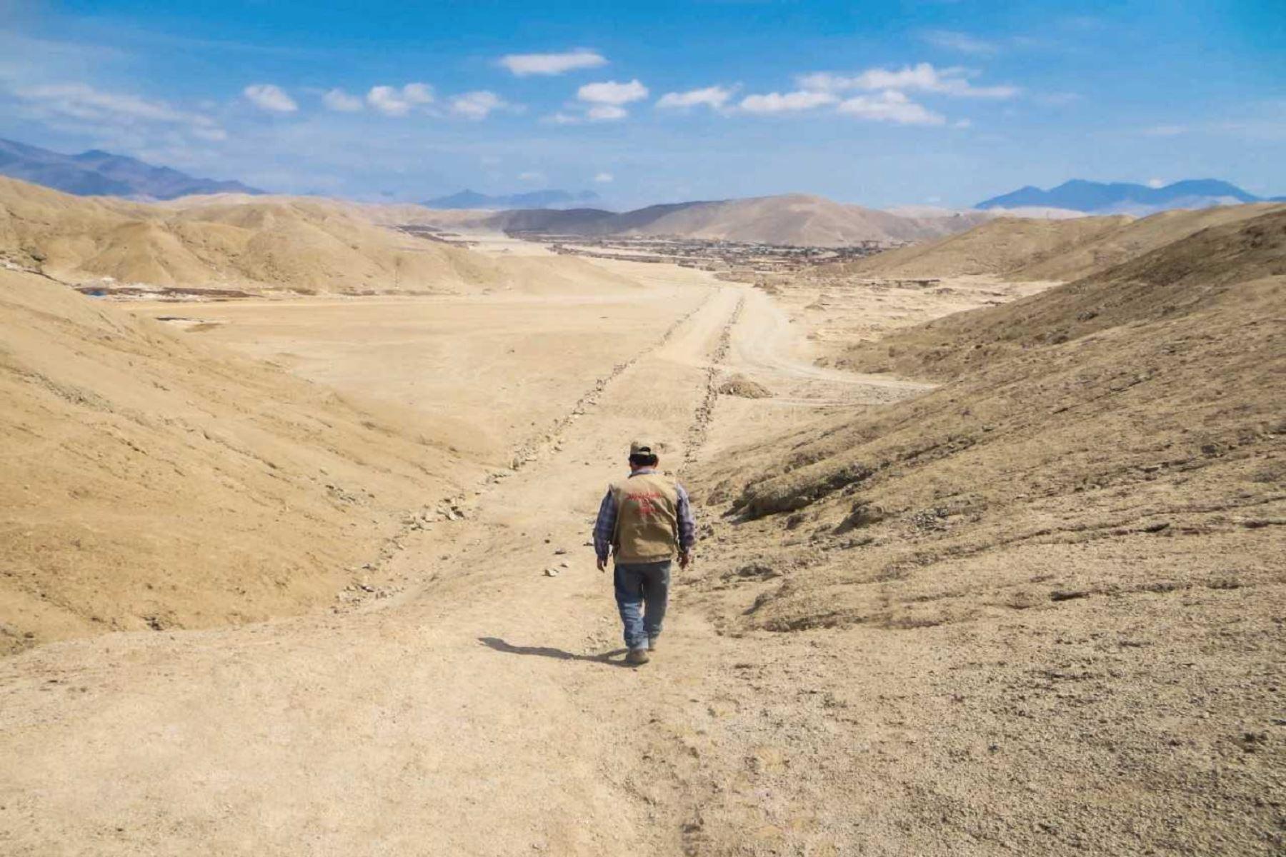 Unidad Ejecutora Naylamp dirige investigación arqueológica en Lambayeque. ANDINA