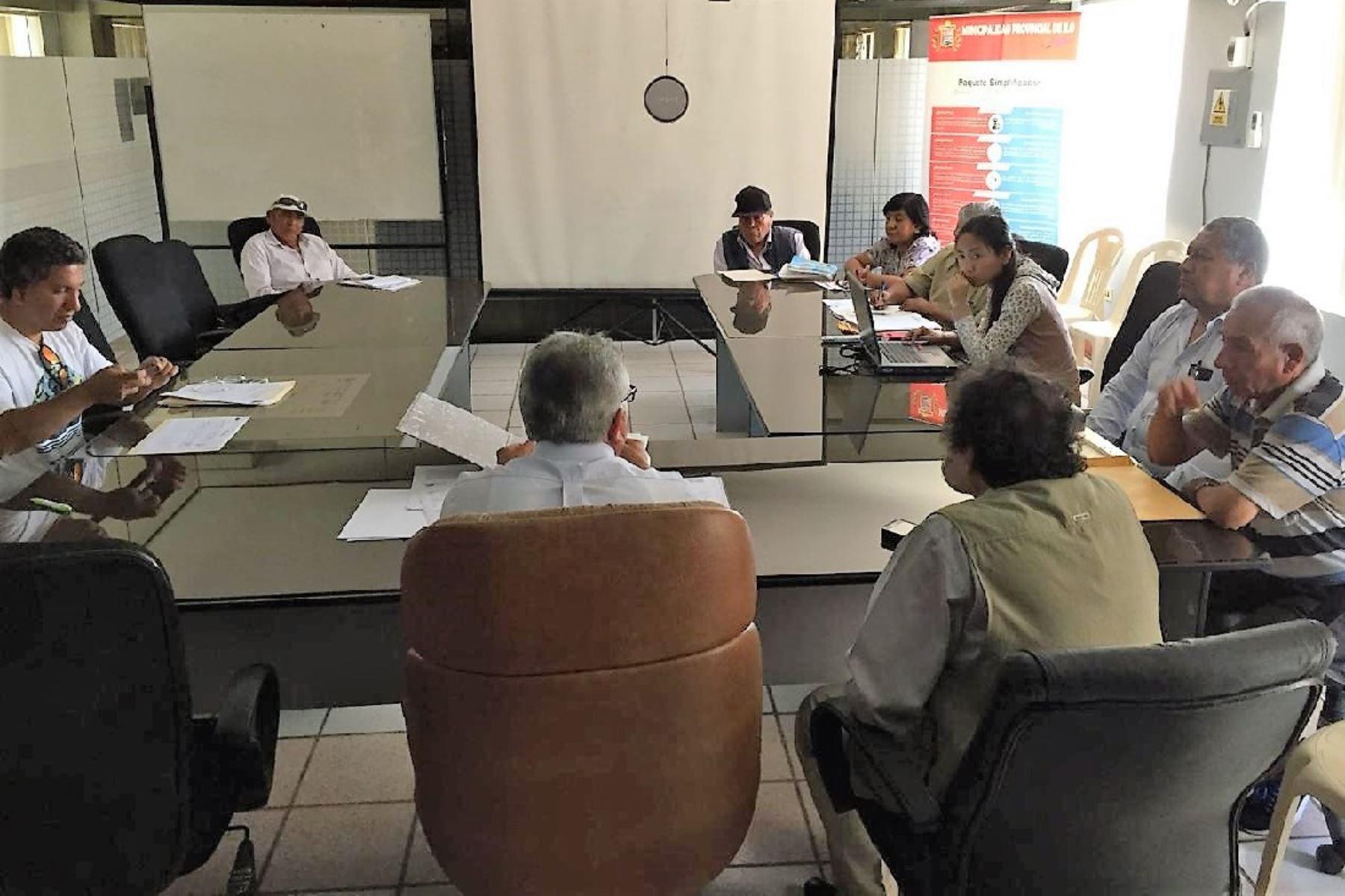 Petroperú implementará en Ilo una oficina para atención al ciudadano. ANDINA/Difusión