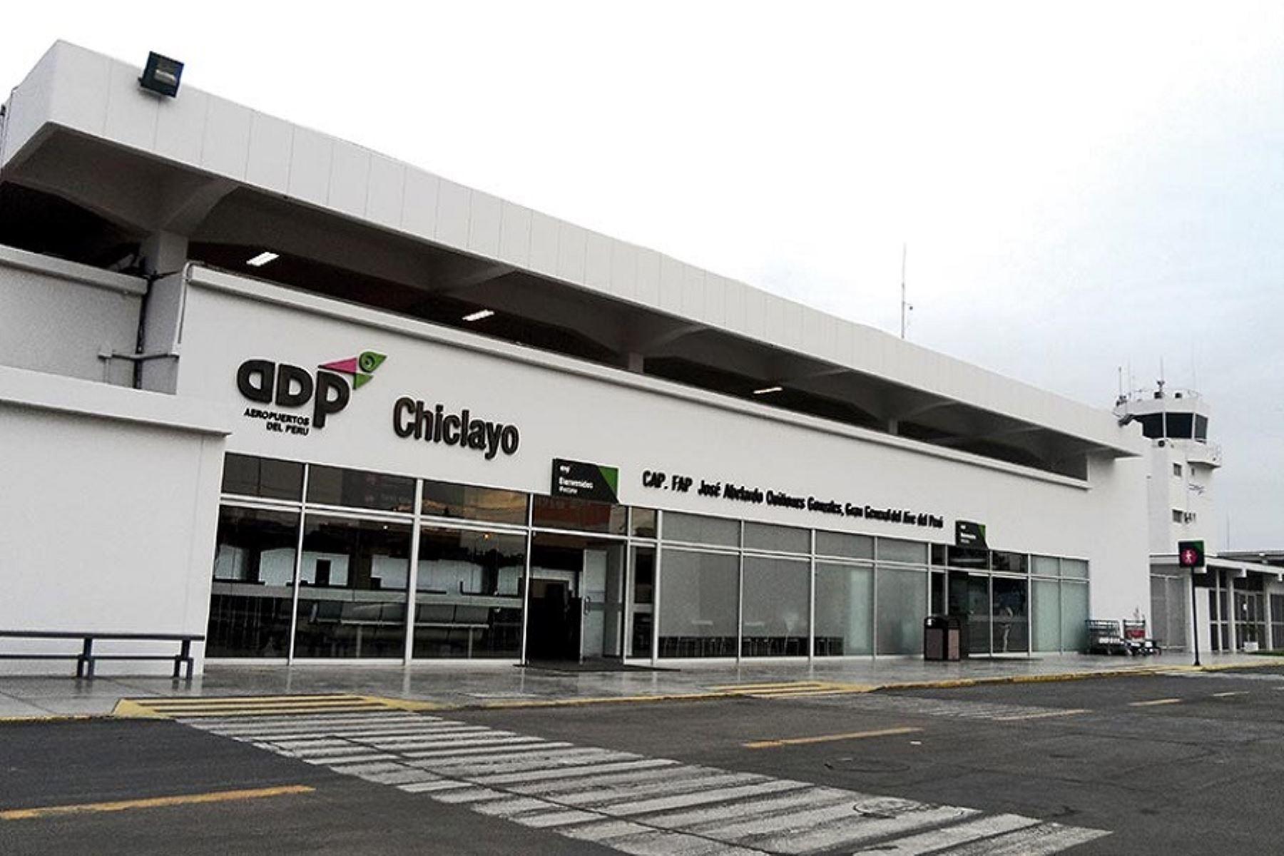 En octubre iniciarán la rehabilitación de pistas de aeropuerto José Abelardo Quiñones de Chiclayo. INTERNET/Medios