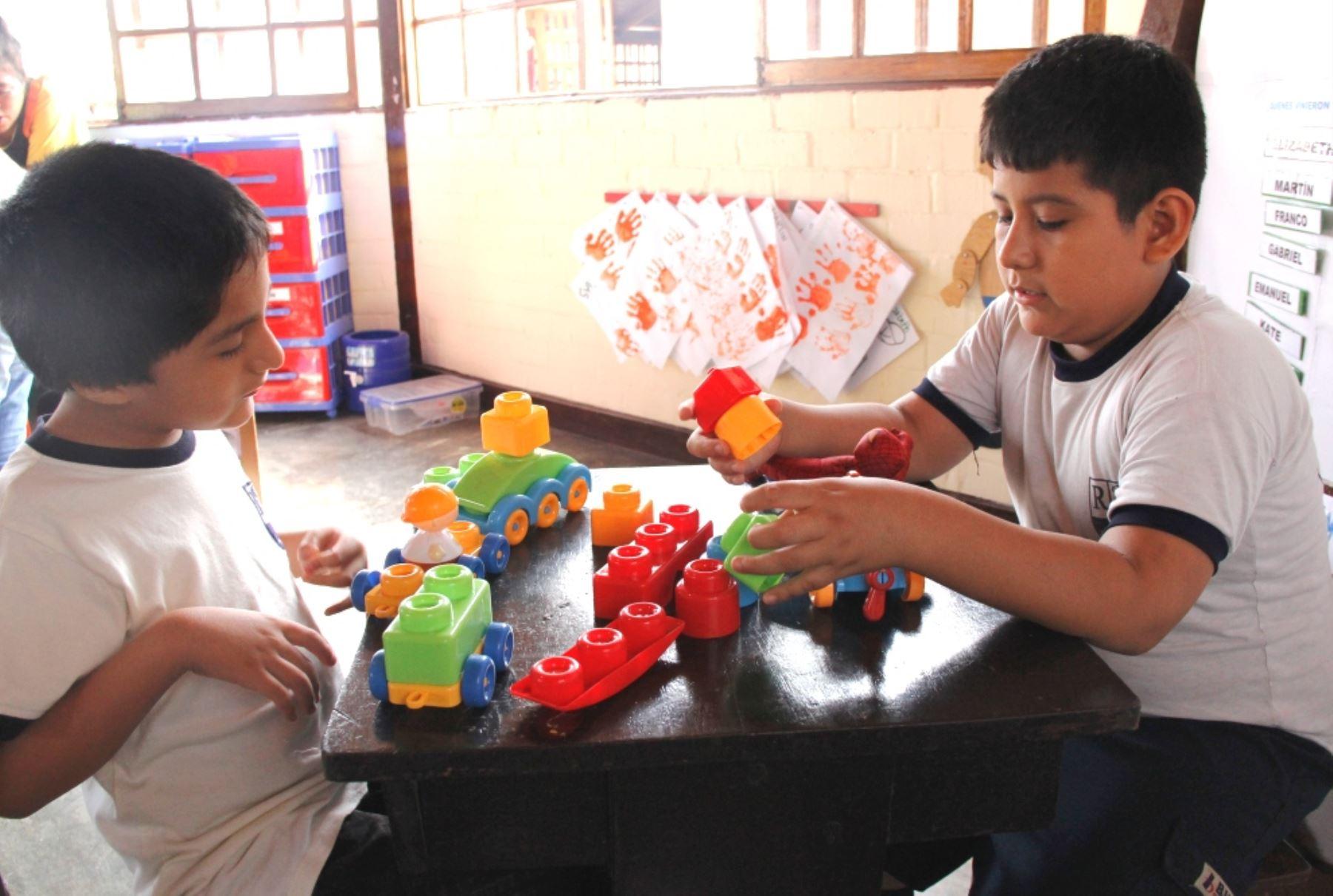 ¿Qué daños ocasionan los pirotécnicos a los niños con autismo?. Foto: ANDINA/Difusión.