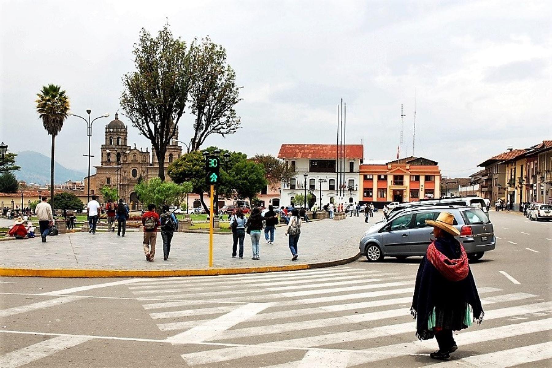 3ddc28c33c5 Municipio de Cajamarca pone en marcha plan de seguridad por fiestas de  Navidad y Año Nuevo