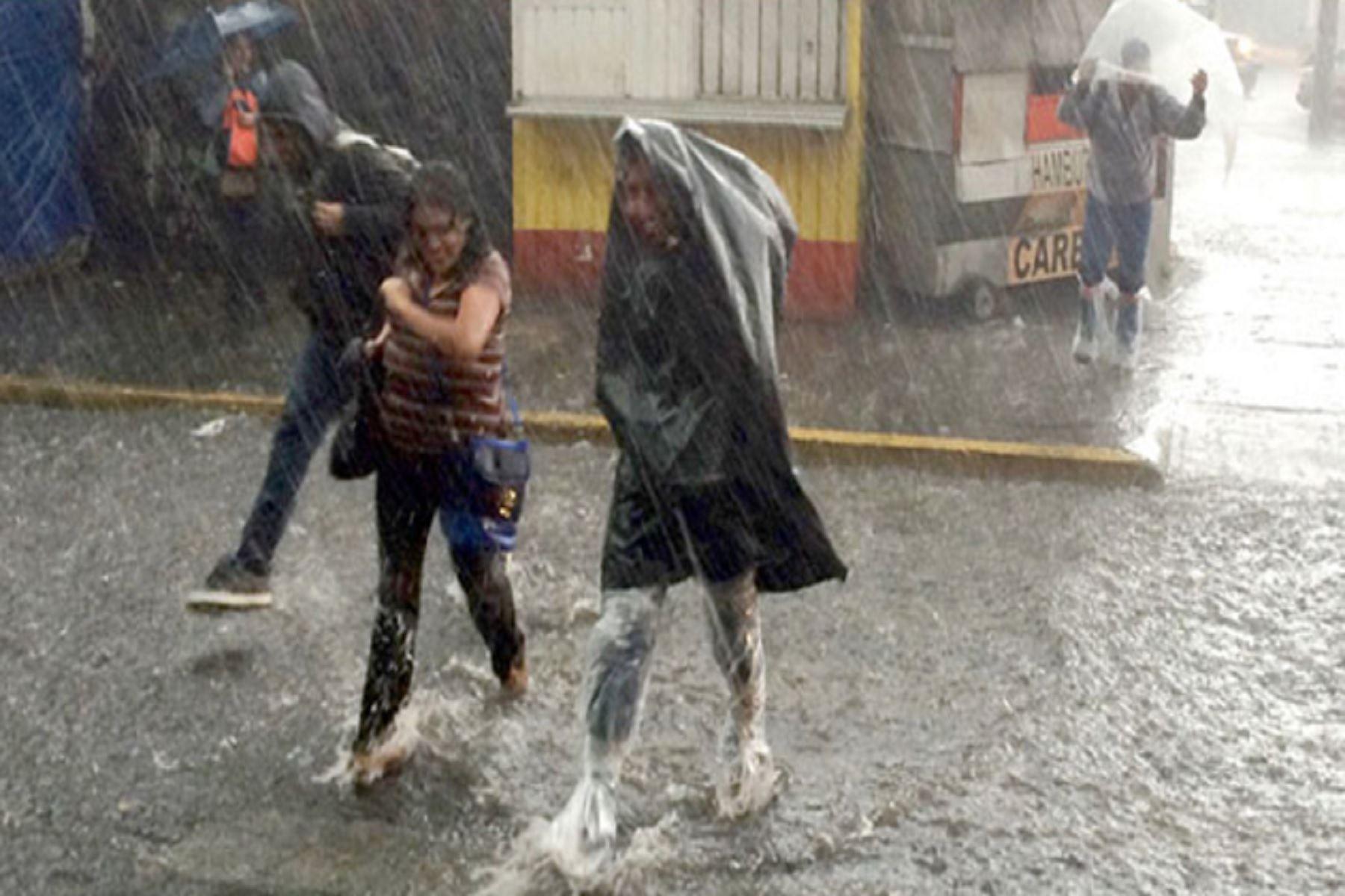 En el actual contexto de La Niña, no se descartan algunos eventos de lluvias intensas en los andes occidentales, incluyendo la parte norte y centro. ANDINA/Difusión