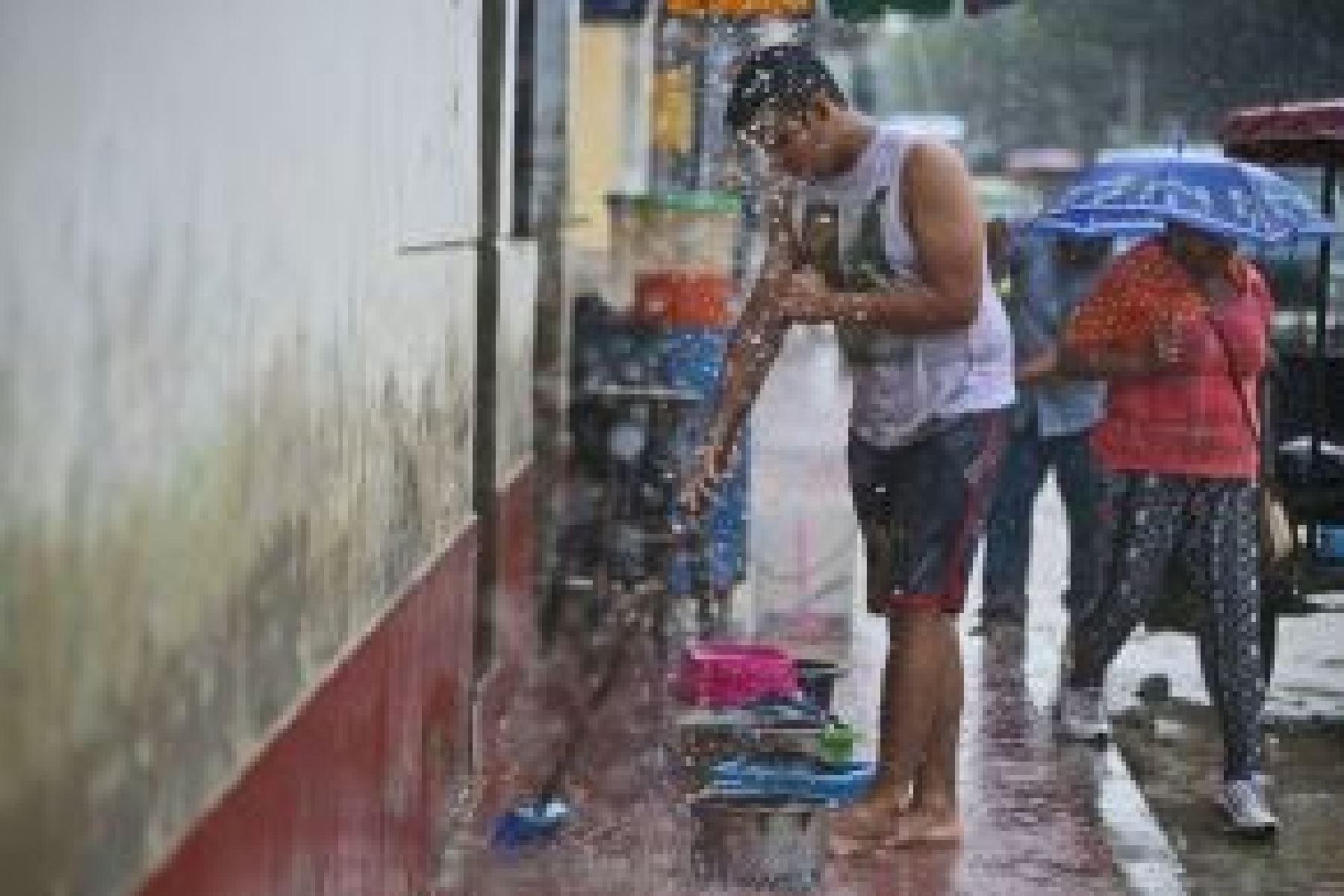 Hay condiciones favorables para que en la región Piura se presenten lluvias hasta de fuerte intensidad a partir de la quincena de febrero, las mismas que se mantendrán incluso hasta el mes de marzo, informó el jefe del  Servicio Nacional de  Meteorología e Hidrología (Senamhi), Piura Jorge Carranza. ANDINA/Difusión