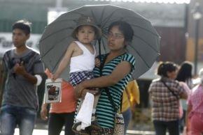 Los habitantes del distrito iqueño de El Ingenio soportaron 37.6 °C, informó el Senamhi. ANDINA/Difusión