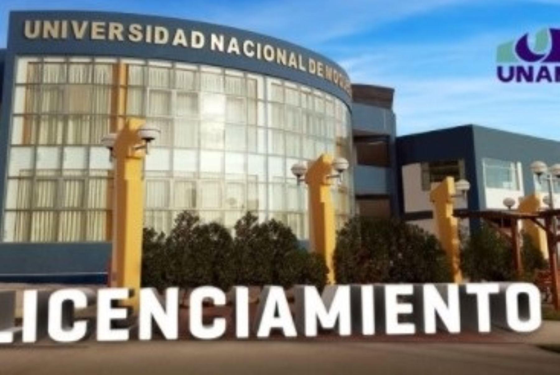 La Superintendencia Nacional de Educación Superior Universitaria (Sunedu) otorgó seis años de licencia institucional a la Universidad Nacional de Moquegua (UNAM), tras culminar este procedimiento de carácter obligatorio para todas las casas de estudios superiores del país.