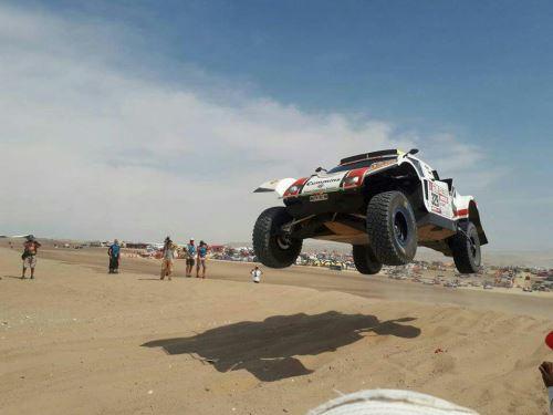 Rally Dakar 2019: radiación solar alcanzará niveles extremos en Arequipa Moquegua y Tacna. ANDINA/Difusión