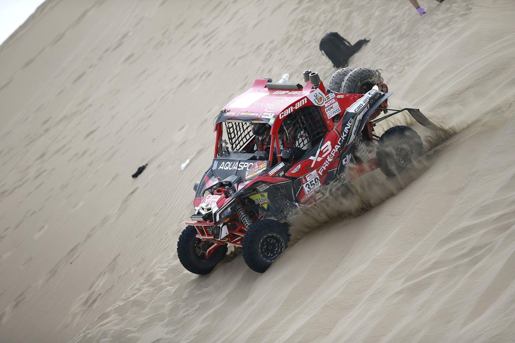 Peru's Uribe wins stage 3 of Dakar Rally, leads standings | News