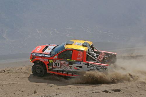 Rally Dakar. Foto: ANDINA/Jhony Laurente