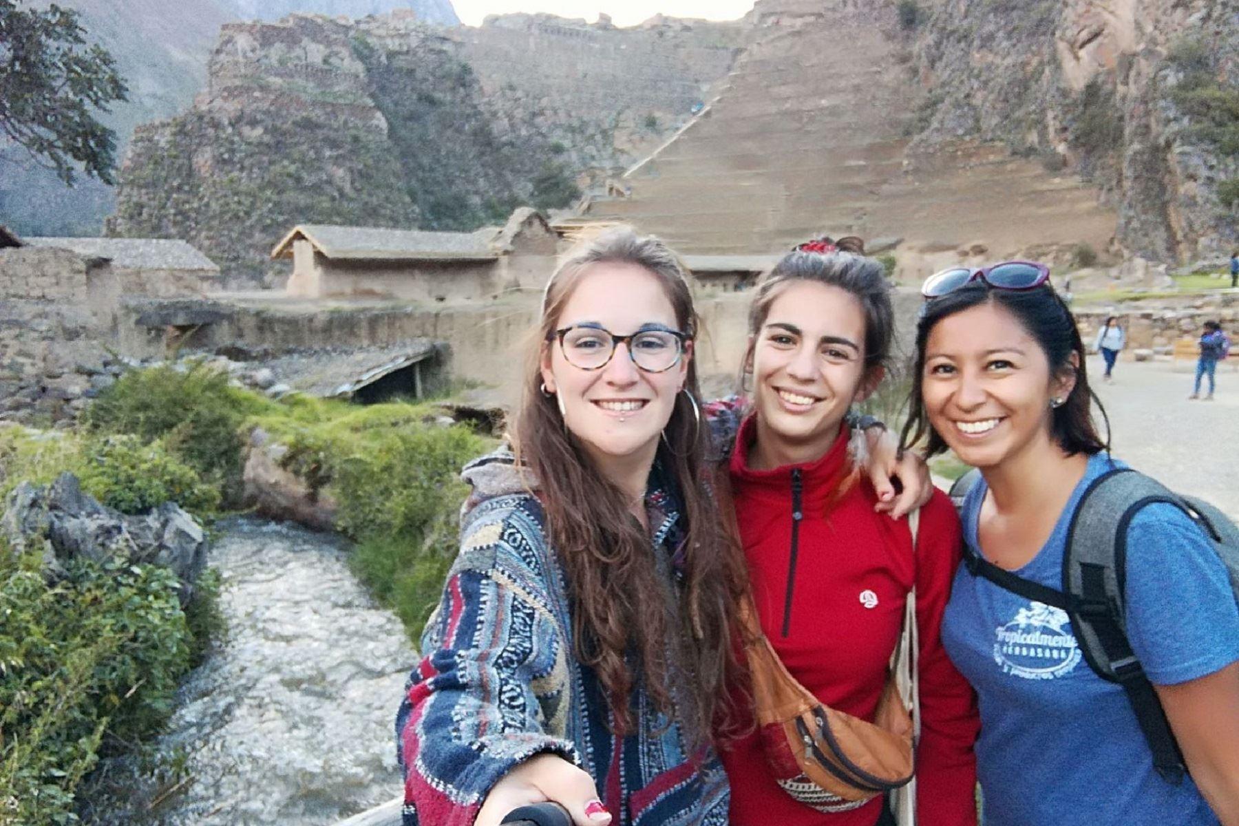 Permanecen detenidos en Cusco los implicados en la desaparición de turista española. ANDINA/Percy Hurtado Santillán