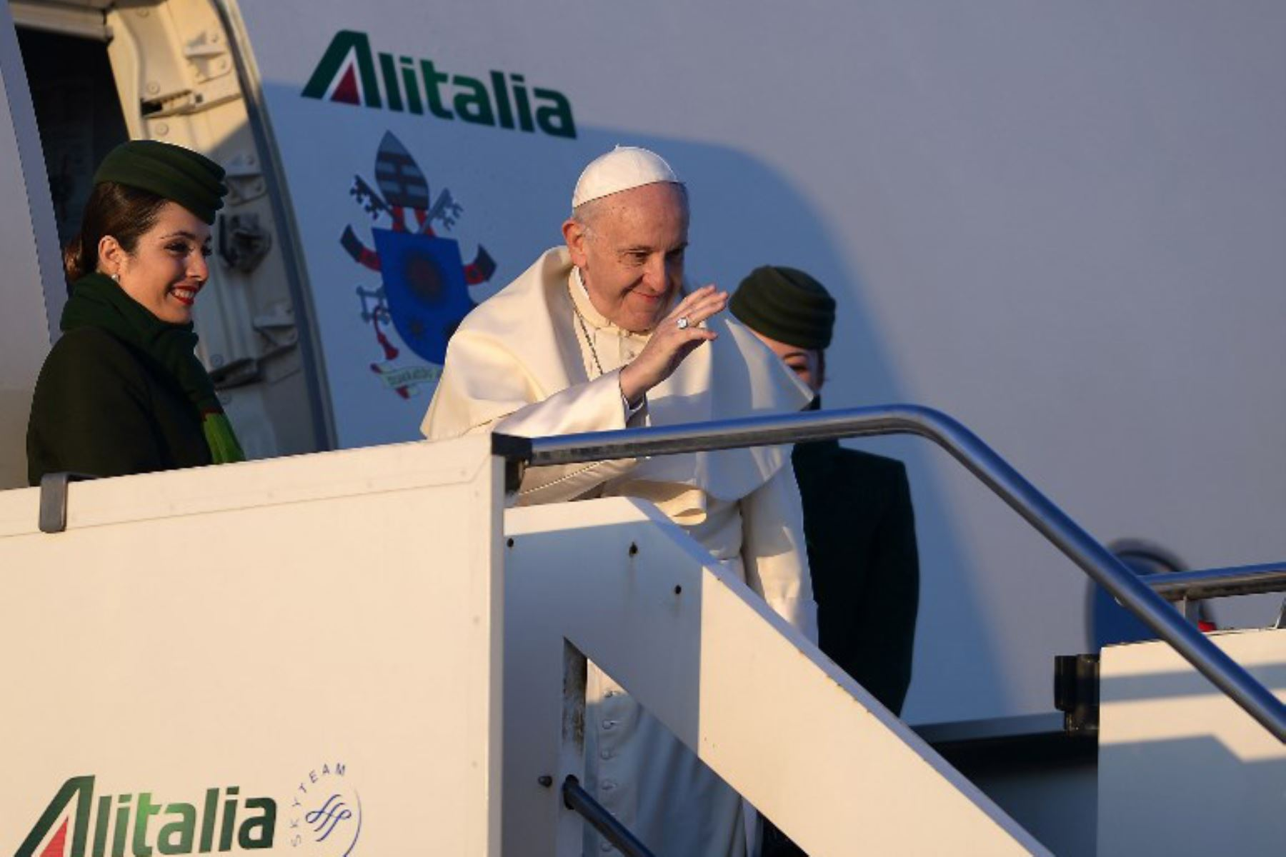 Papa Francisco. Foto: AFP