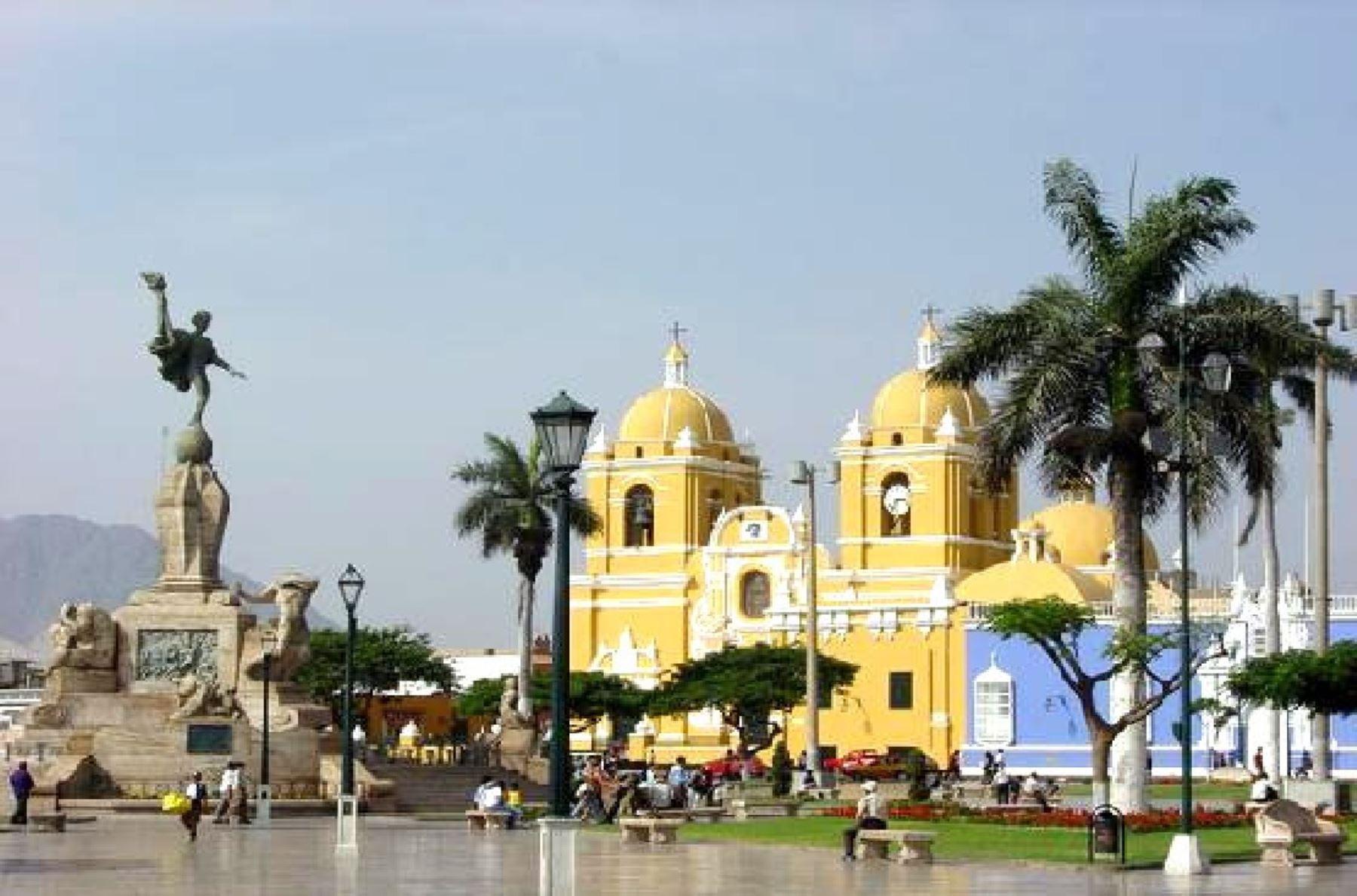 La región La Libertad es el segundo destino elegido por los turistas peruanos para hacer negocios, informó Promperú. Foto: ANDINA/Difusión