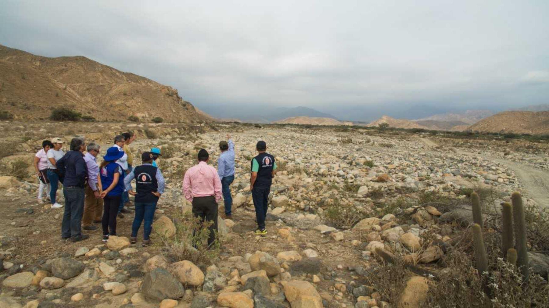 Áncash: este lunes inician trabajos de descolmatación en cinco ríos ...