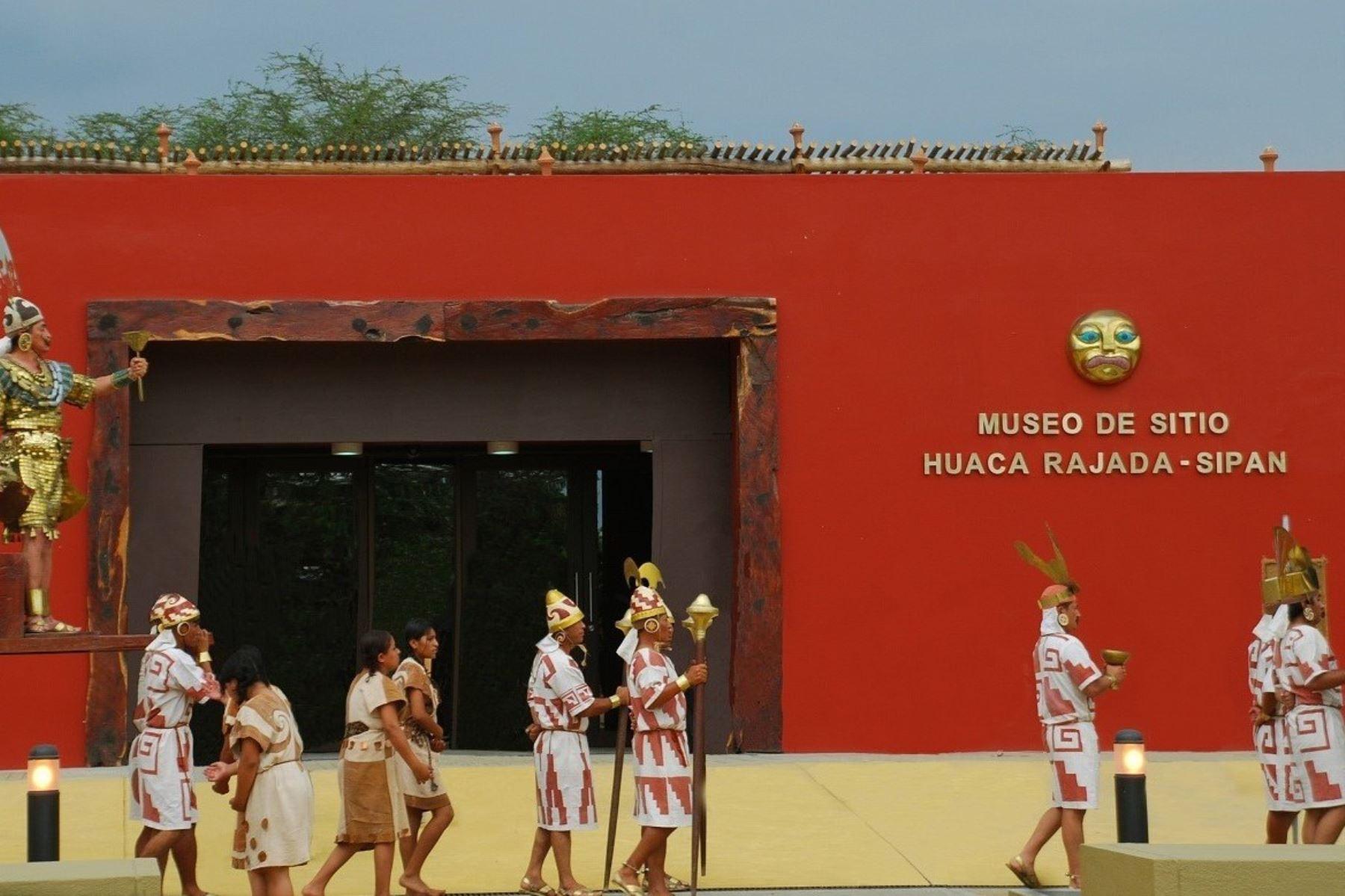 Ejecutarán proyecto en comunidades Huaca Rajada y Sipán, en Lambayeque. ANDINA/archivo