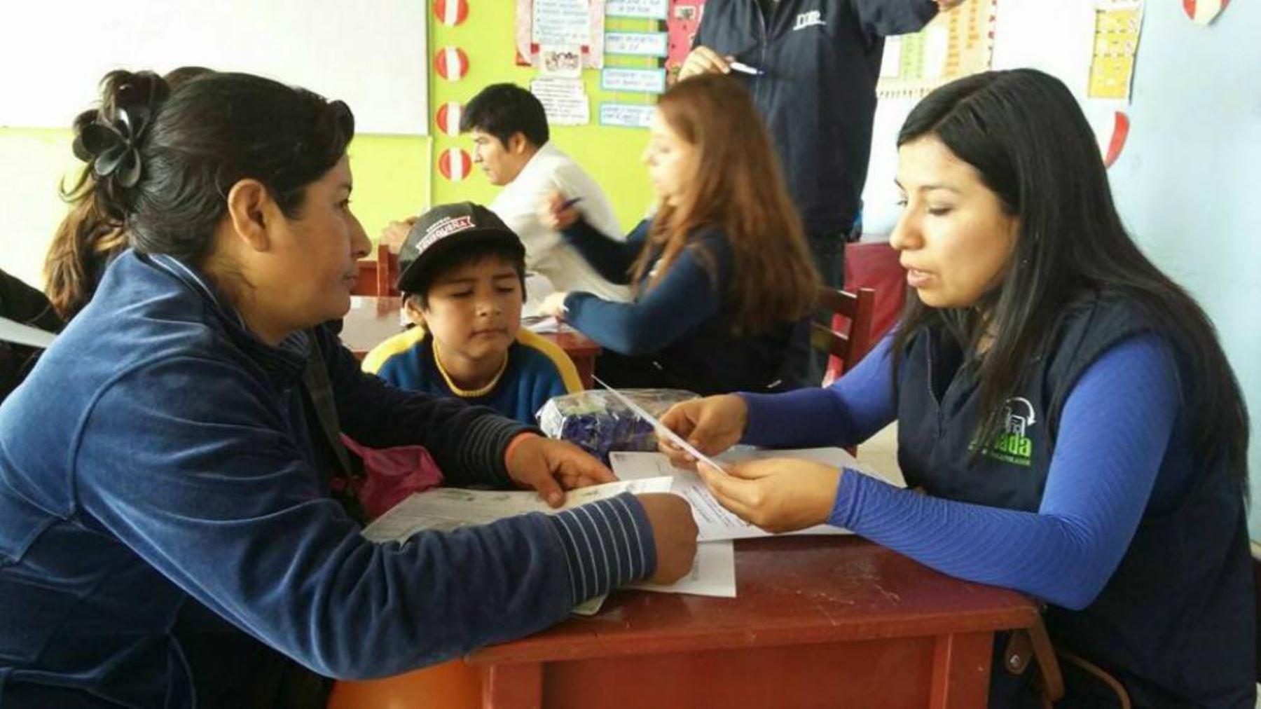 Fiscalía Lima Sur convoca a voluntarios para apoyar diligencias fiscales. Foto: Andina/Archivo