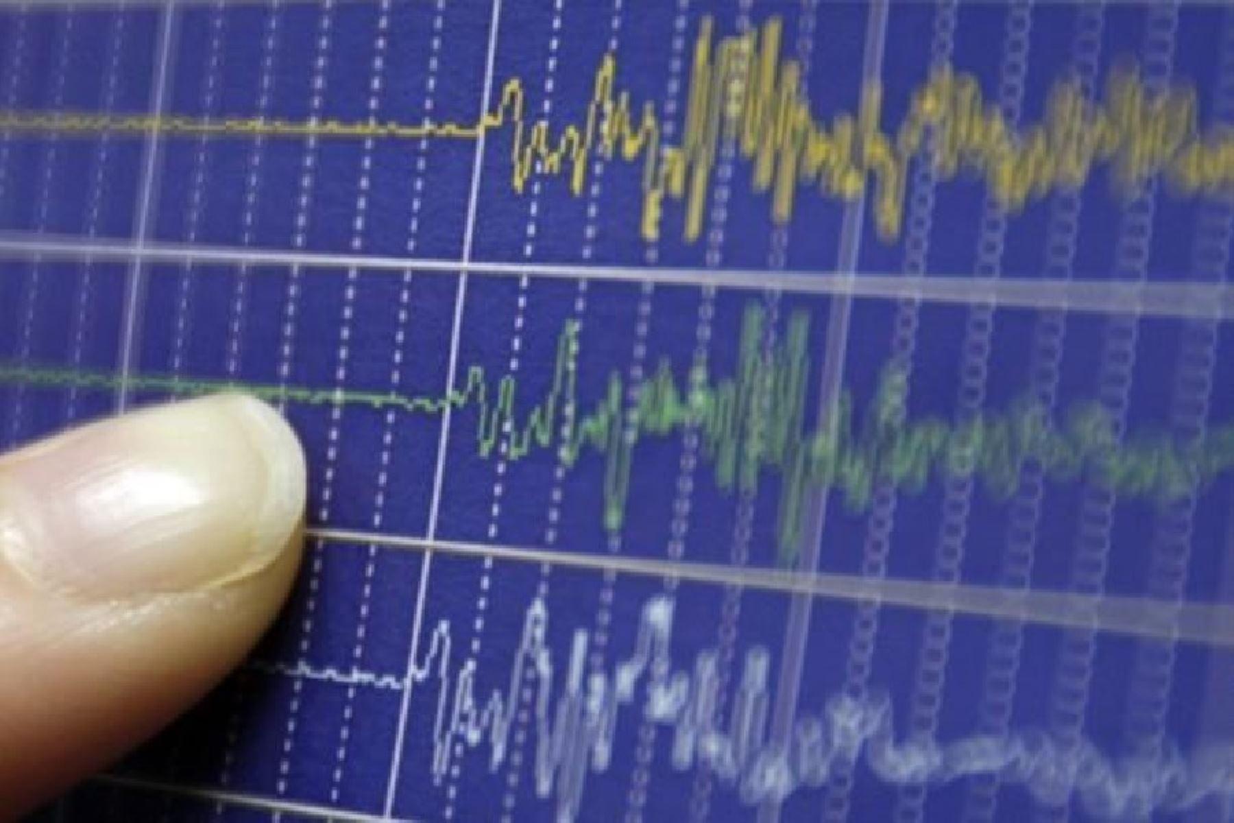 En la provincia de Caravelí, región Arequipa, se registró el tercer sismo en lo que va del día. Foto: ANDINA/Difusión