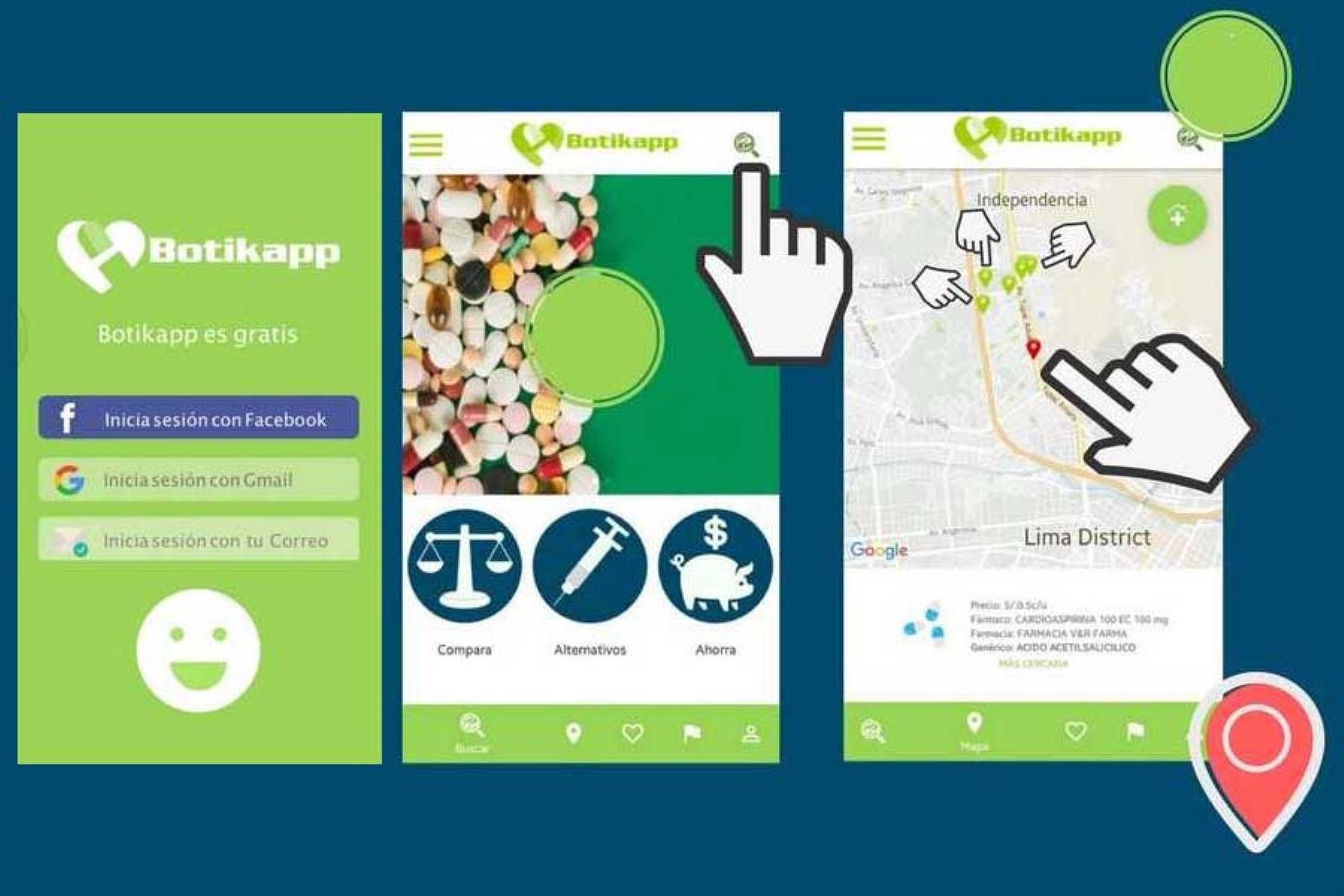 El aplicativo para Android está disponible gratuitamente