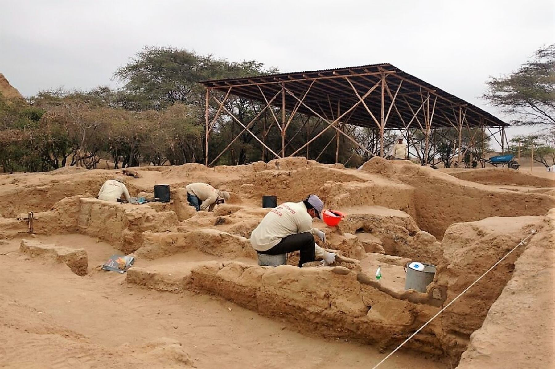 Lambayeque invertirá cerca de S/ 5.5 millones en proyectos de investigación arqueológica. ANDINA