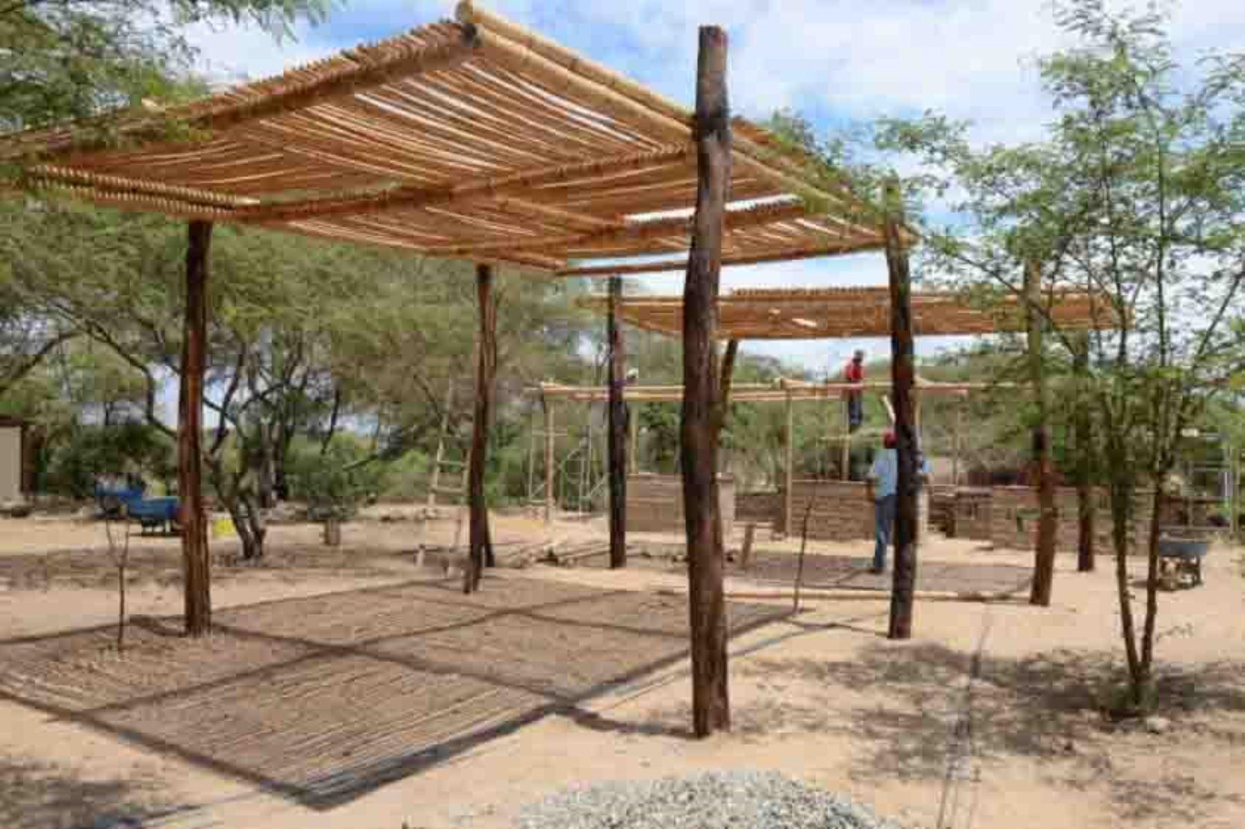 El Museo de Sitio de Túcume, en la región Lambayeque, inaugurará el próximo 4 de marzo un nuevo espacio para la realización de las ferias culturales y festivales gastronómicos, en el marco del ingreso libre a los museos programado cada primer domingo del mes.
