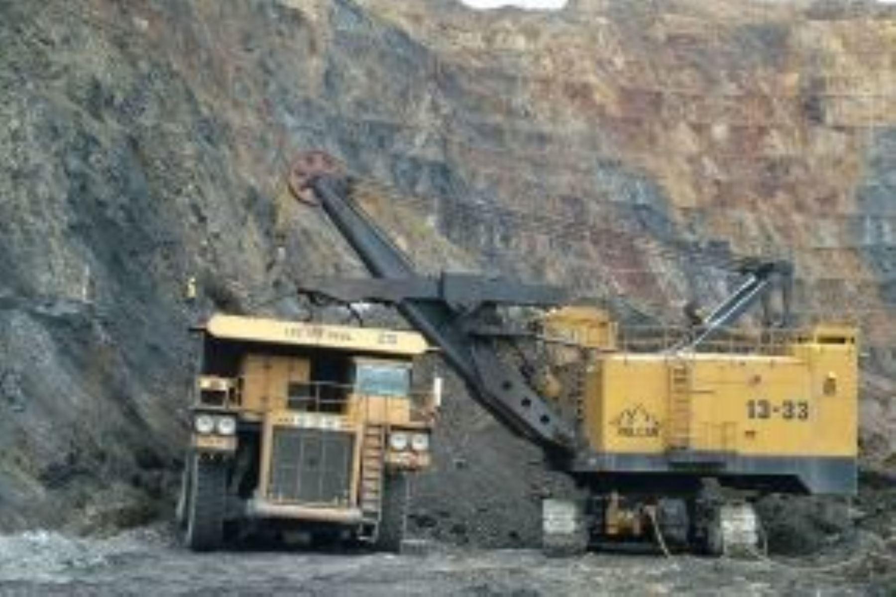 Minería.