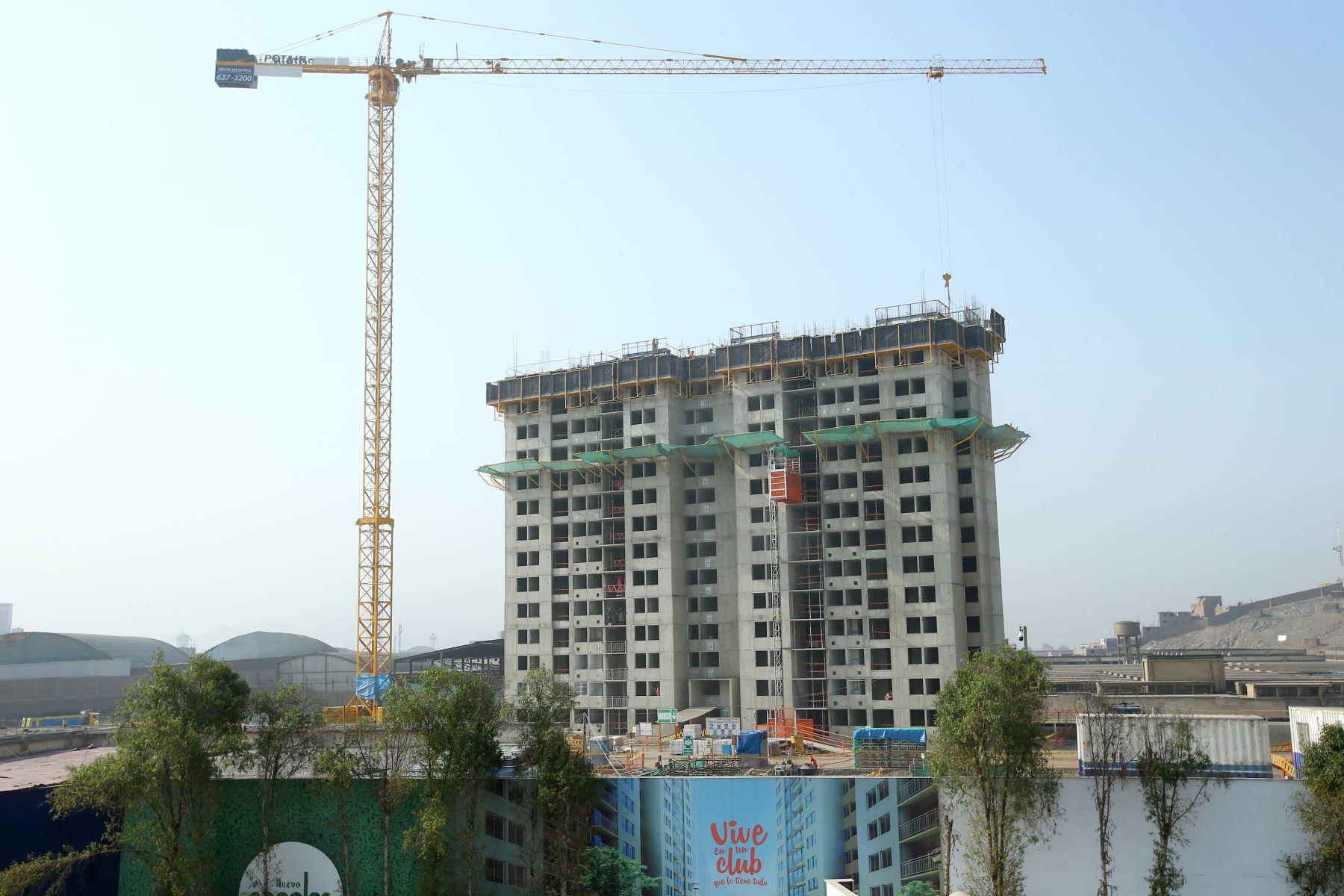 Construcción de departamentos ANDINA/Melina Mejía