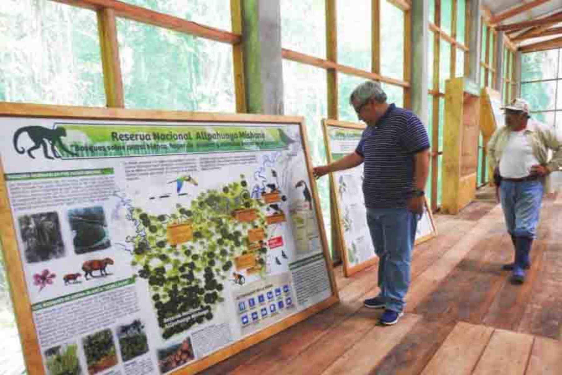 El Servicio Nacional de Área Naturales Protegidas por el Estado (Sernanp) y la Municipalidad Distrital de San Juan Bautista suscribieron un convenio para articular esfuerzos con el objetivo de promover un turismo sostenible en la Reserva Nacional Allpahuayo Mishana, en la región Loreto.