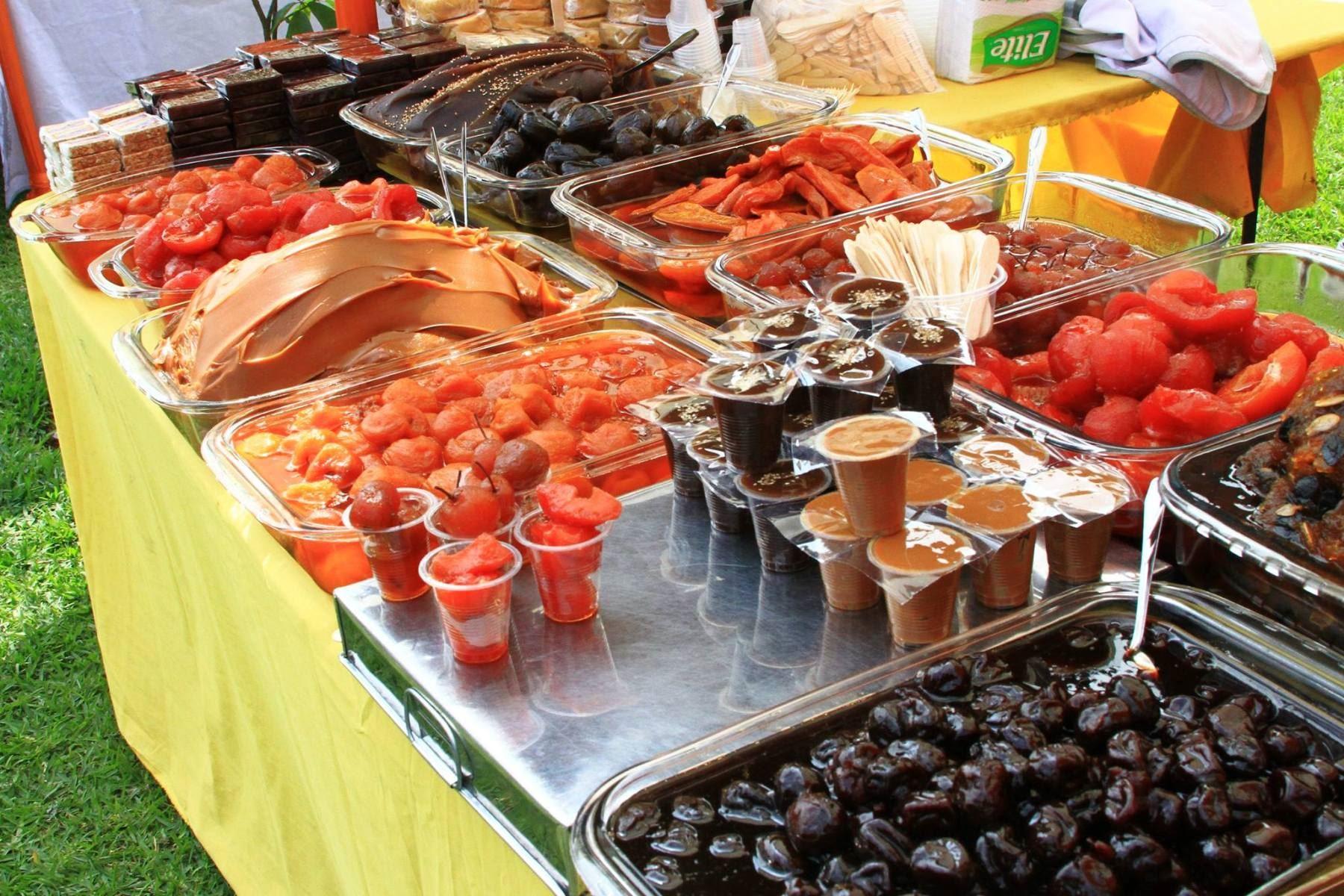 Público disfrutará de deliciosos postres y helados en feria de Magdalena. Foto: ANDINA/Difusión.