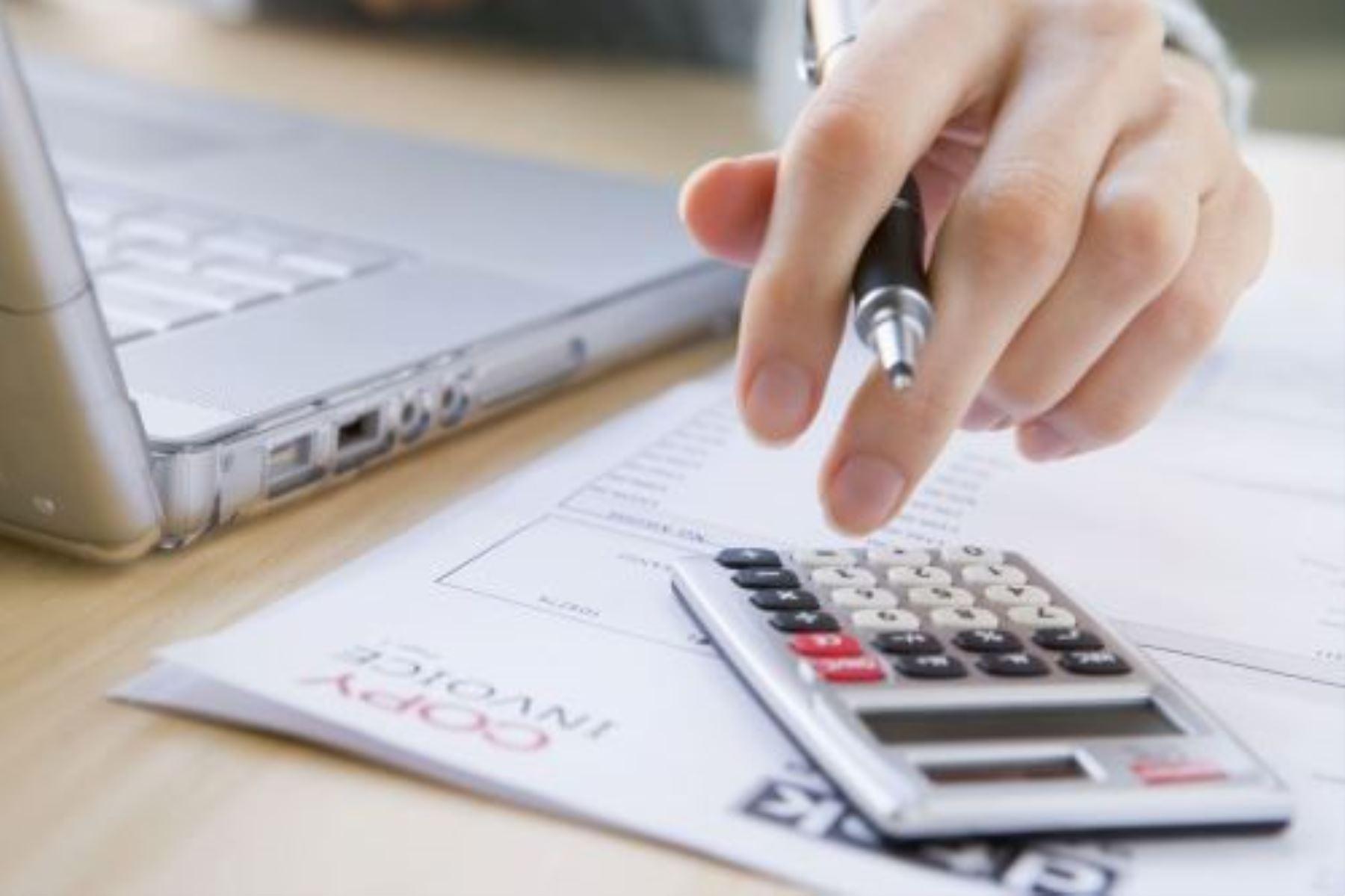 Gestión del dinero. Foto: ANDINA/Difusión