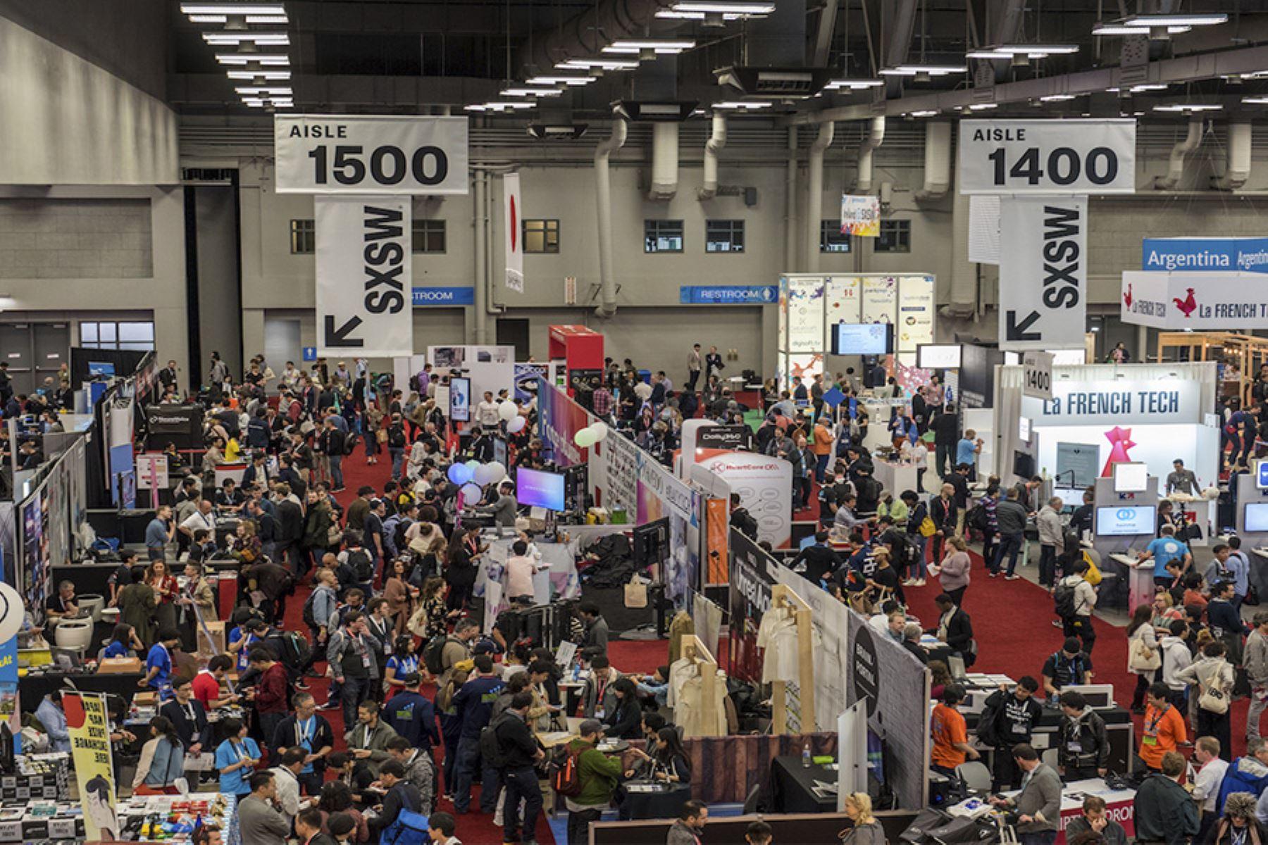 South by Southwest es un evento anual de tecnología, música y cine. Foto: SXSW