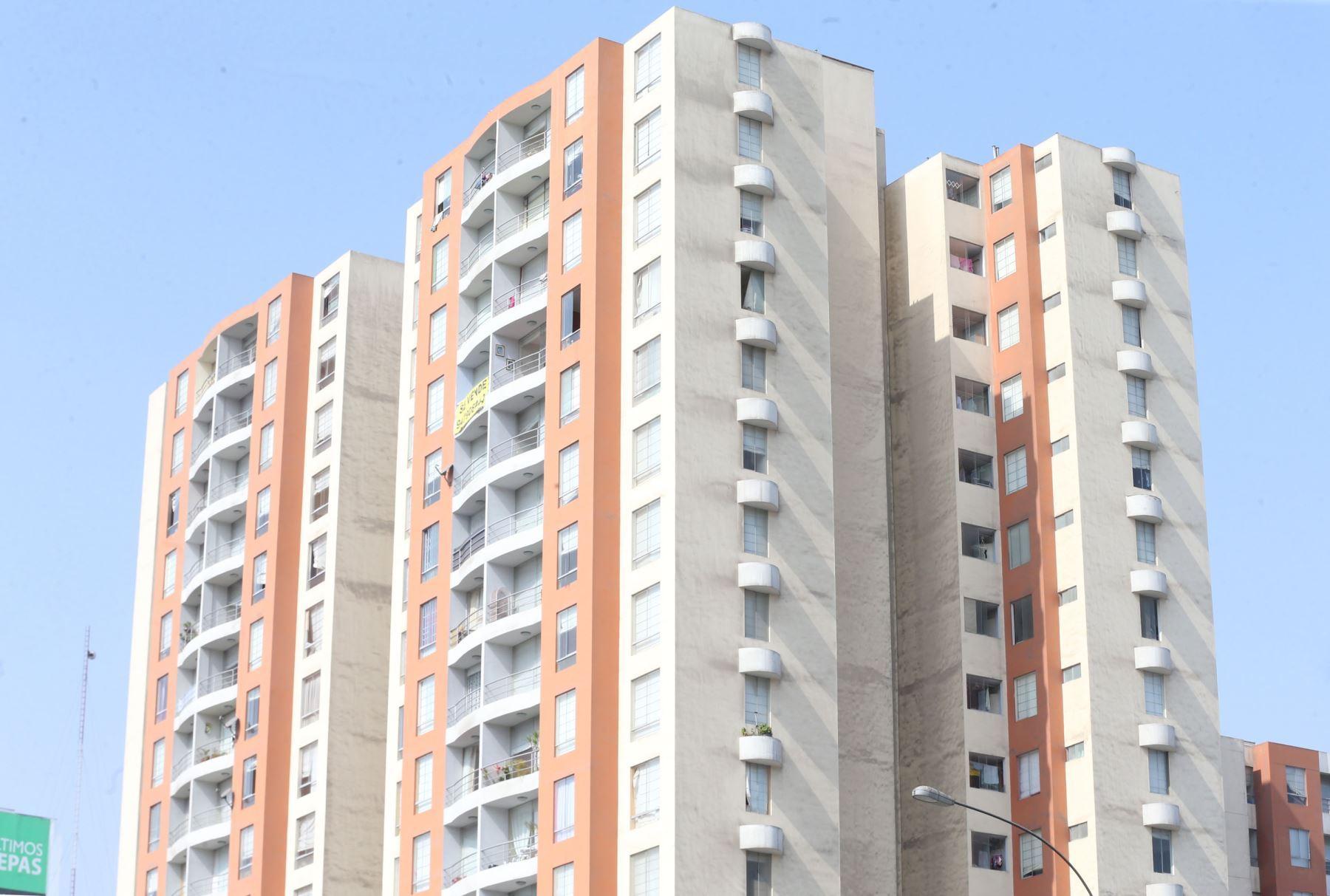 El monto final dependerá de la tasación (que será doble de acuerdo a lo establecido en la ley) que se realice de la vivienda. Foto: ANDINA/Vidal Tarqui