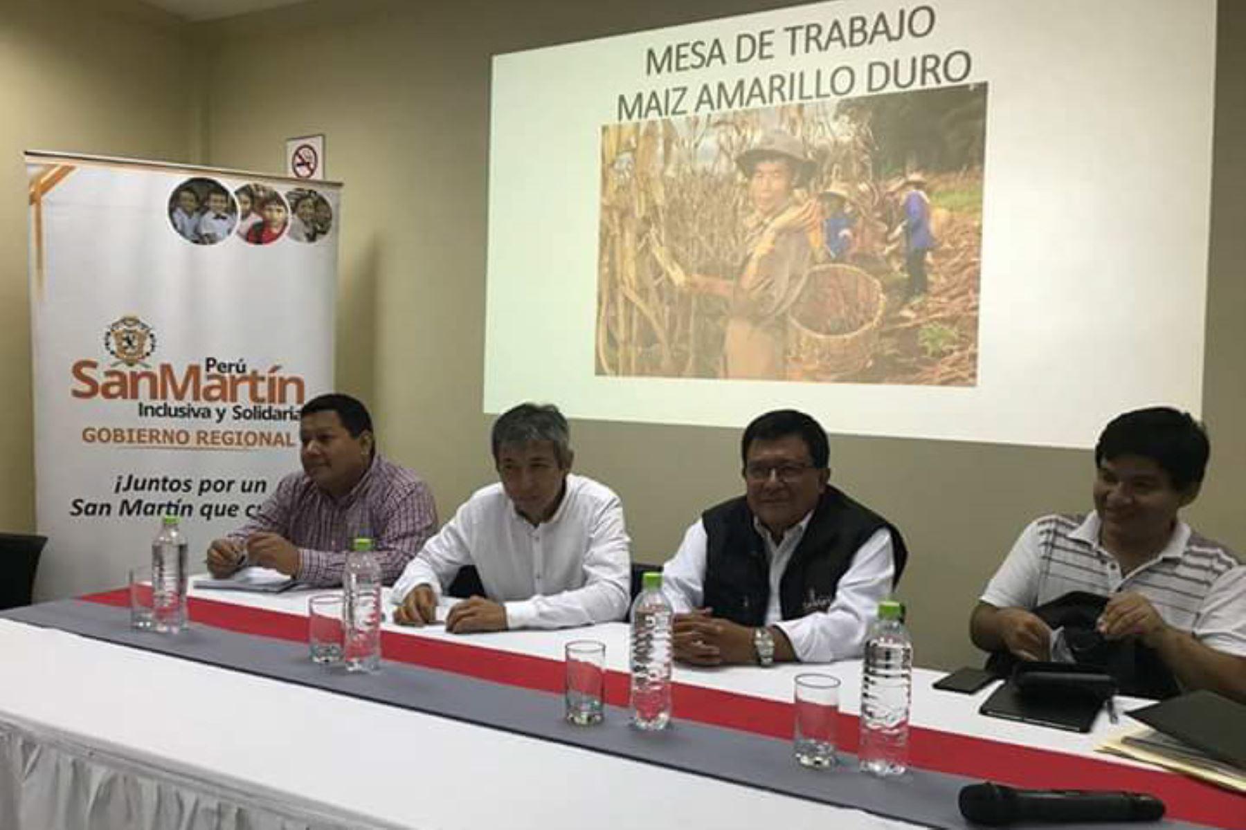 Defensoría del pueblo exhorta a continuar diálogo entre Ejecutivo y productores de maíz. ANDINA/Difusión
