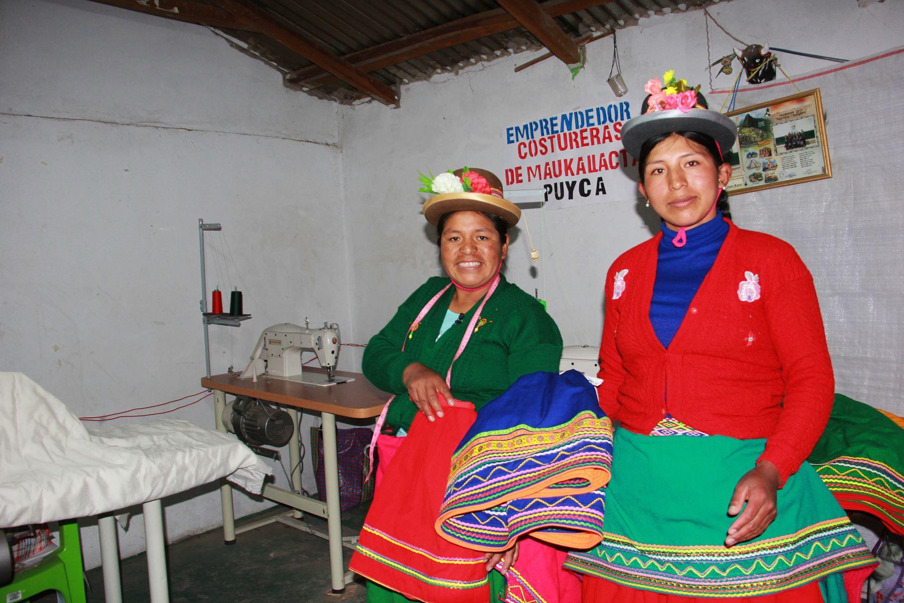 Las mujeres rurales cumplen un rol decisivo en el crecimiento económico rural y la reducción de la pobreza. Foto: ANDINA/Difusión