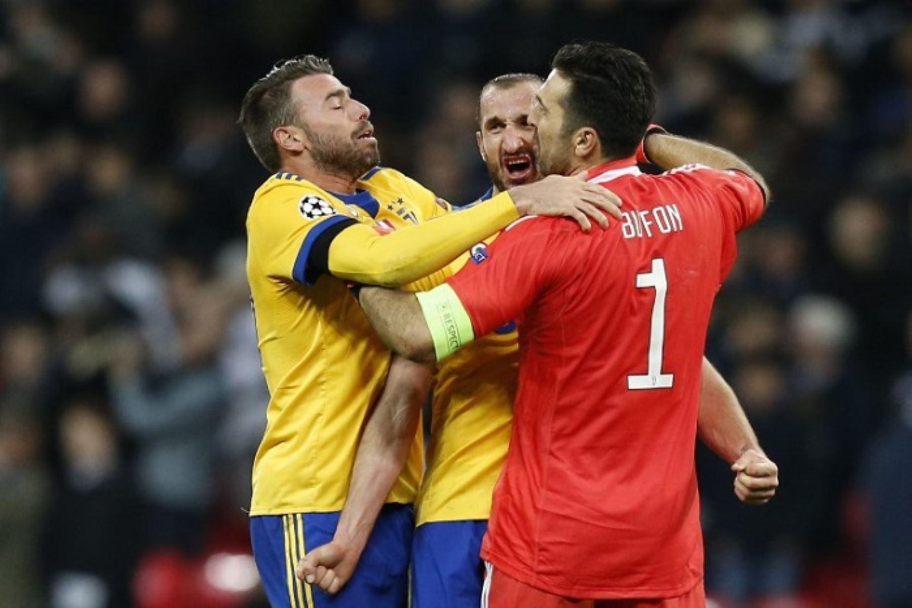 La Juve dejó en el camino al Tottenham  y se encamina a su tercera final consecutiva