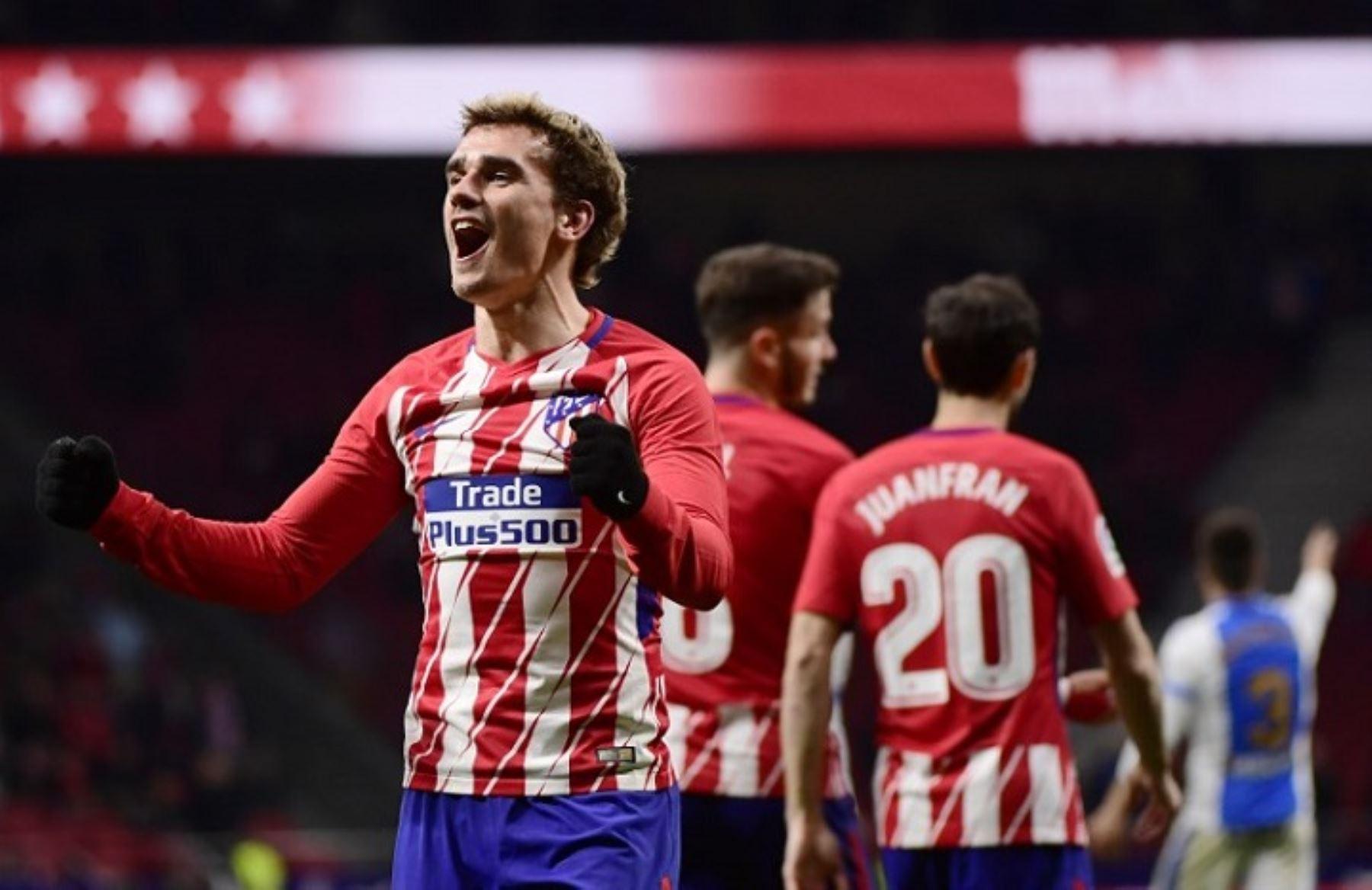 Atlético de Madrid parte como favorito ante el Lokomotiv de Moscú.