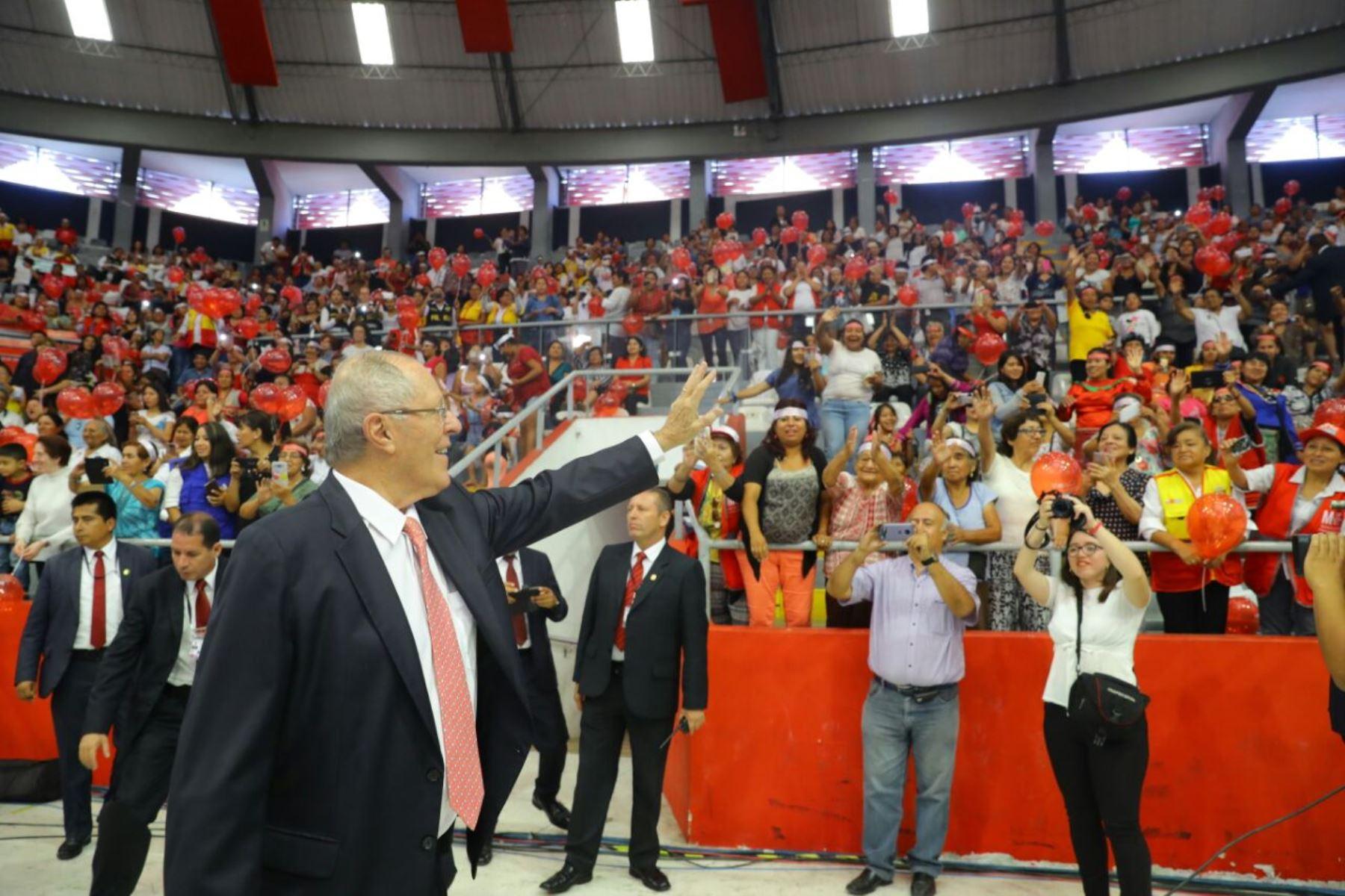 Foto: ANDINA/ Prensa Presidencia