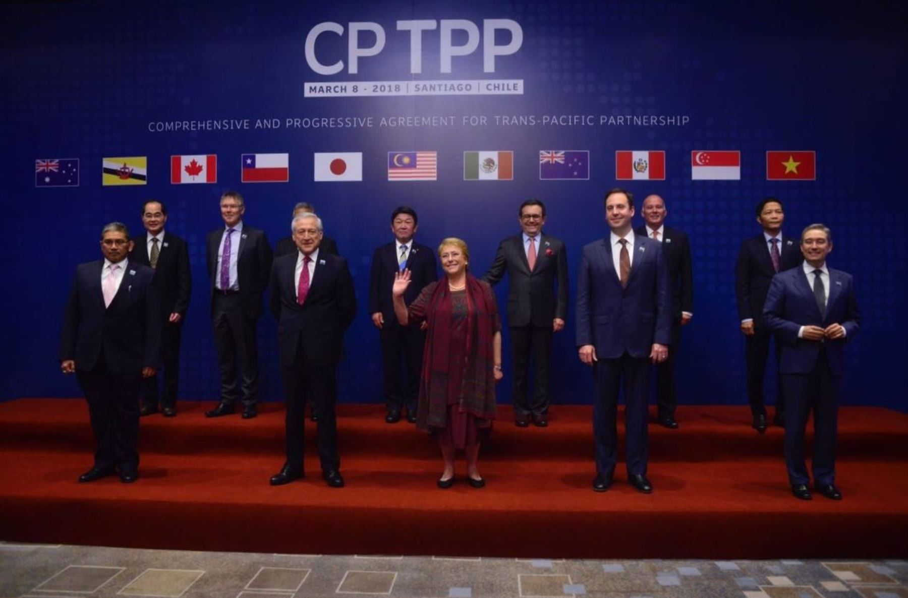 Peru Cptpp Trade Agreement To Take Effect By End 2018 News