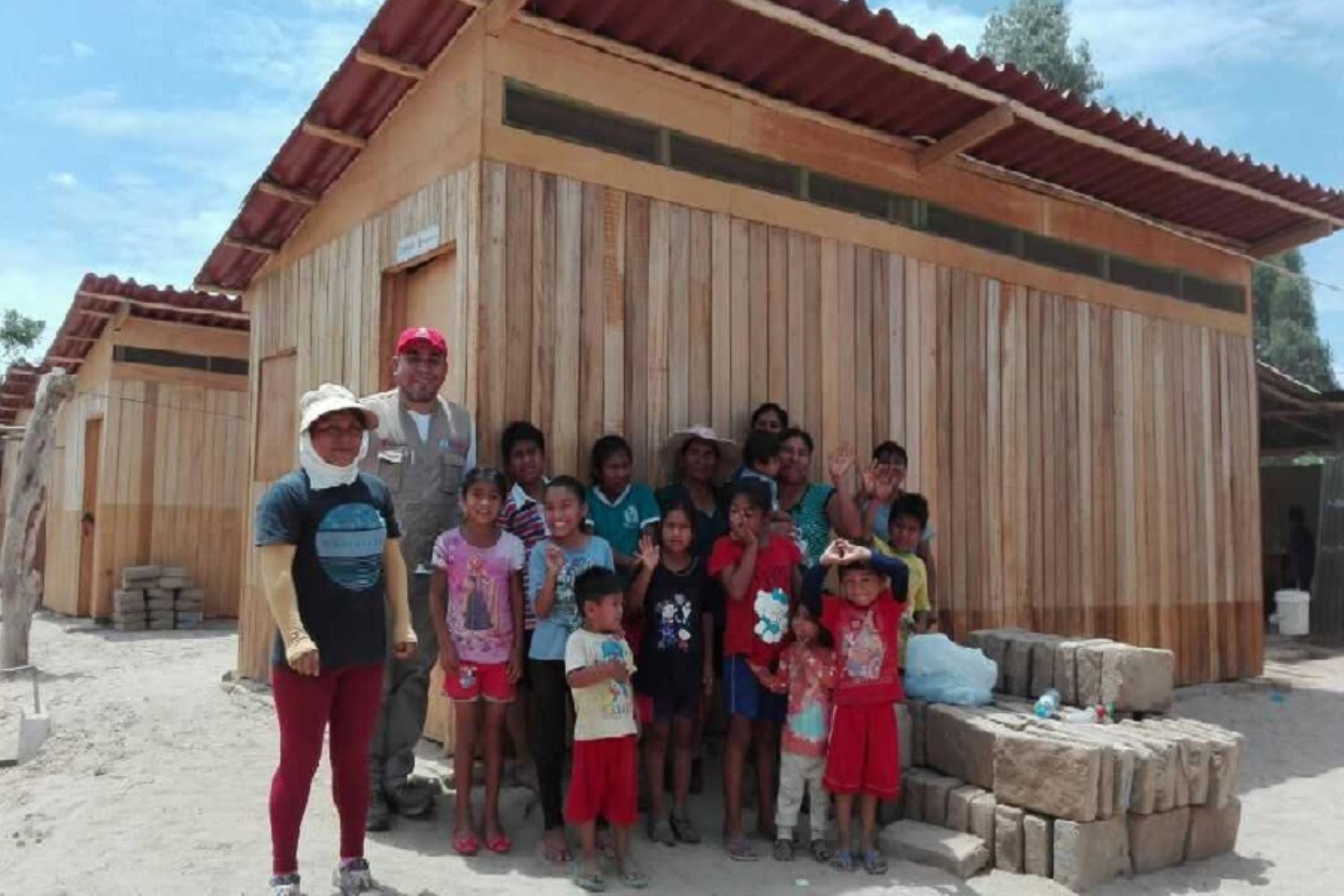 ONG Save the Children exploró 45 comunidades asentadas en Motupe, Jayanca, íllimo, entre otras.