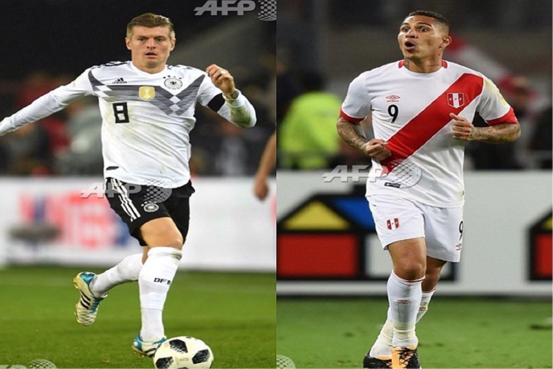 Perú y Alemania volverá a enfrentarse luego de 48 años