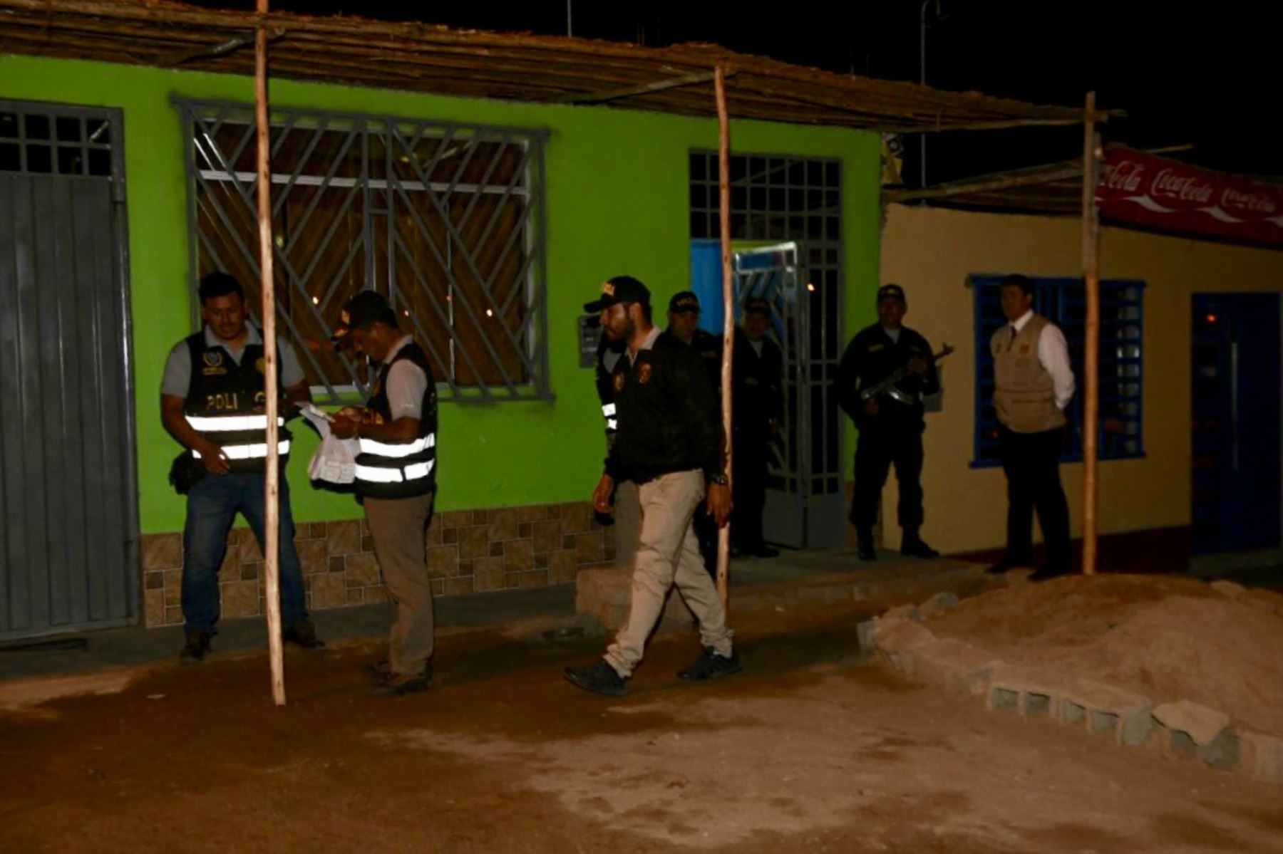 Fiscalía retomará los megaoperativos contra el crimen organizado ...
