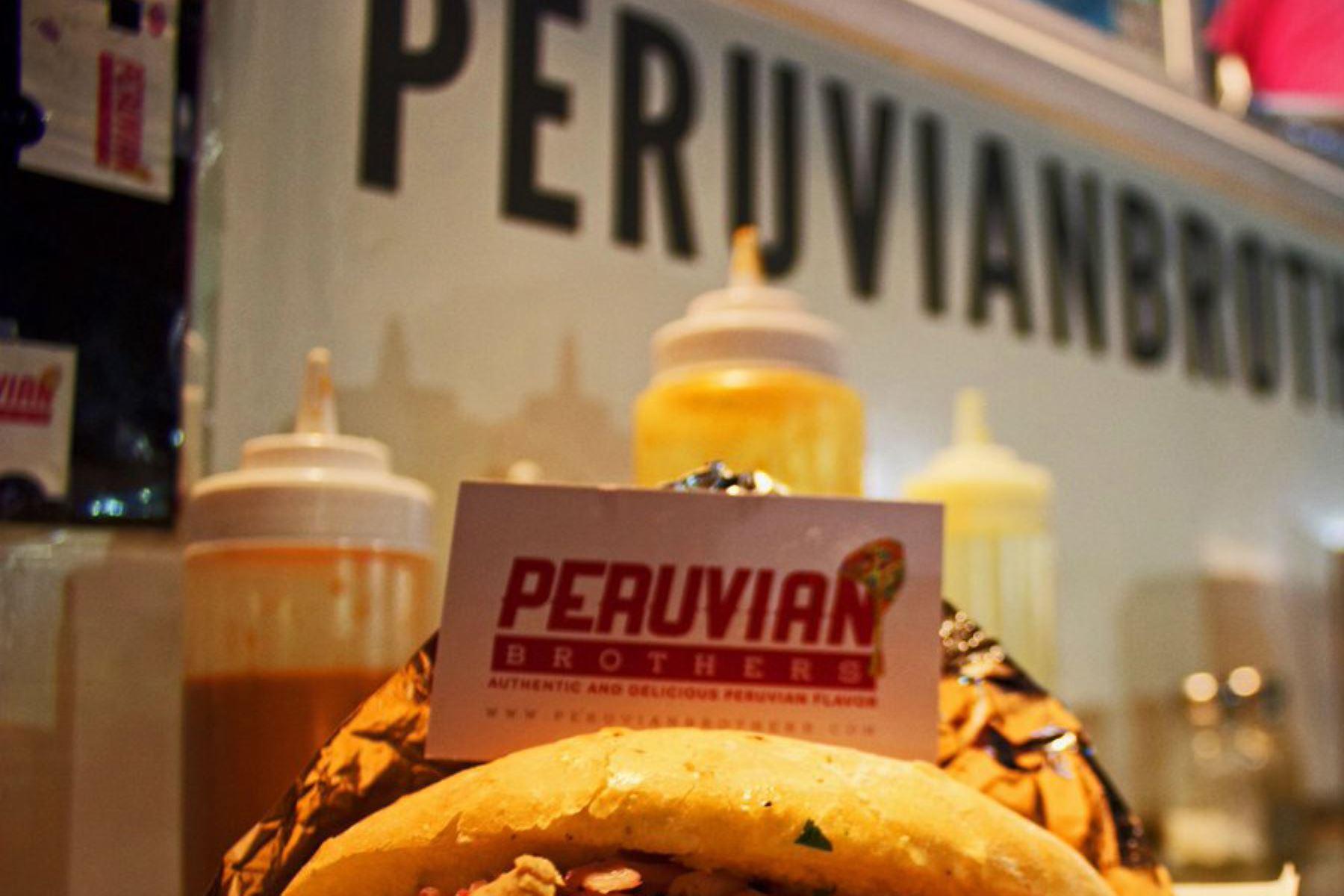 Se venderá comida peruana, y habrá degustación de bebidas. Foto: Peruvian Brothers