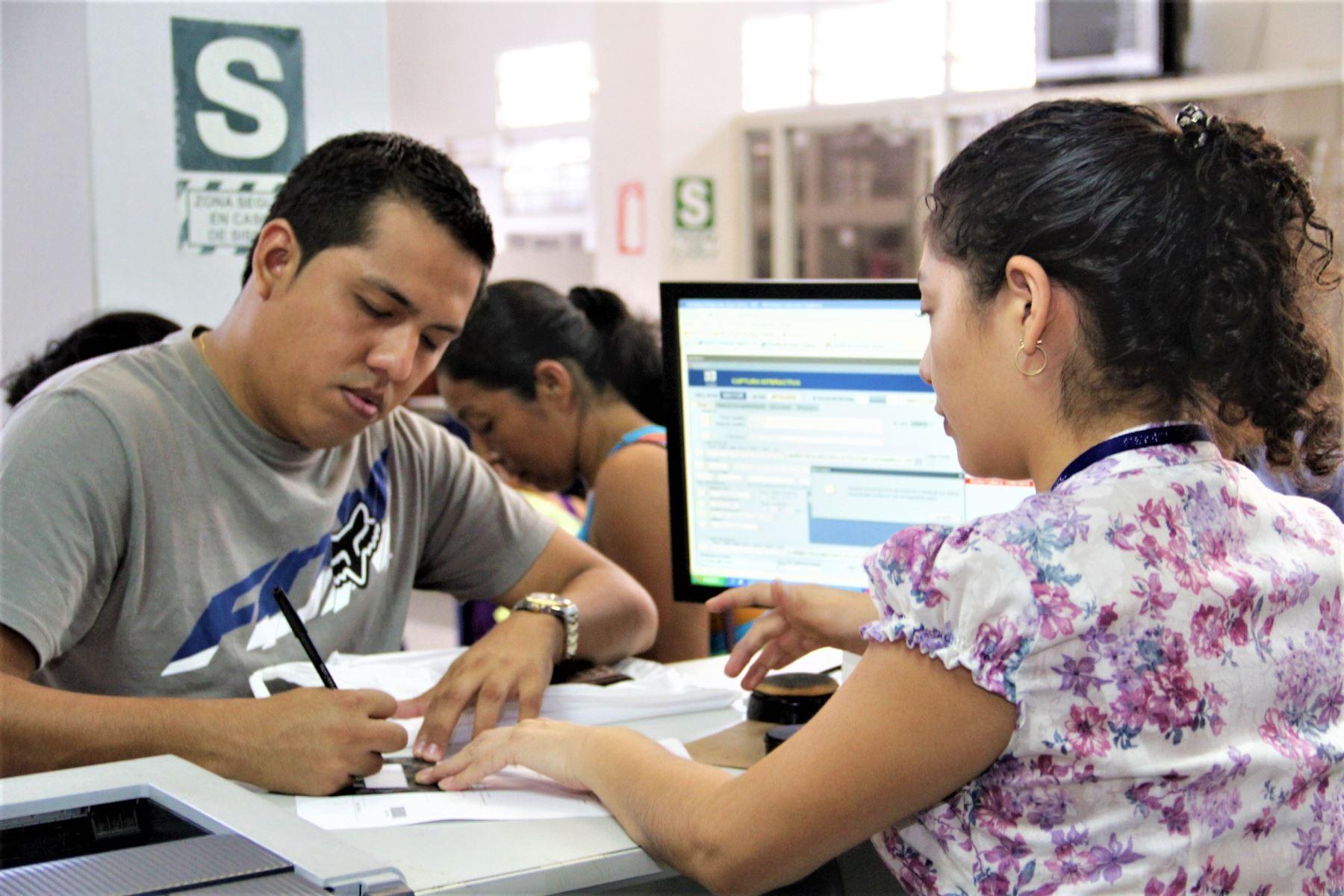 En tercer lugar, se encuentra la Municipalidad de la Molina con 245 barreras eliminadas. Foto: ANDINA/Difusión